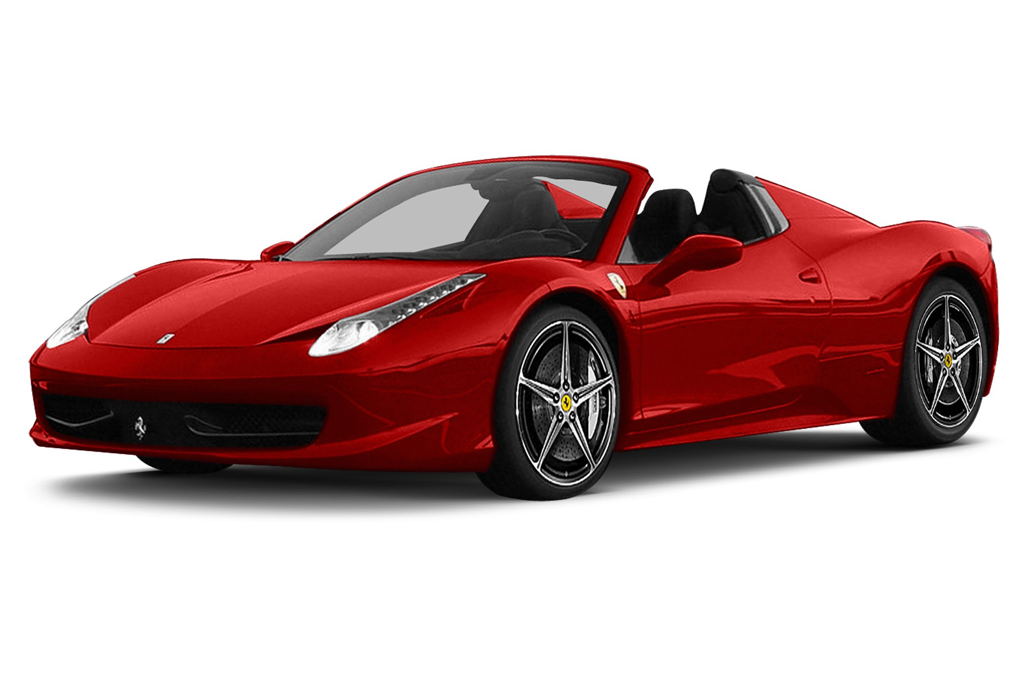 2013 Ferrari 458 Spider Base 2dr Convertible Pricing And Options