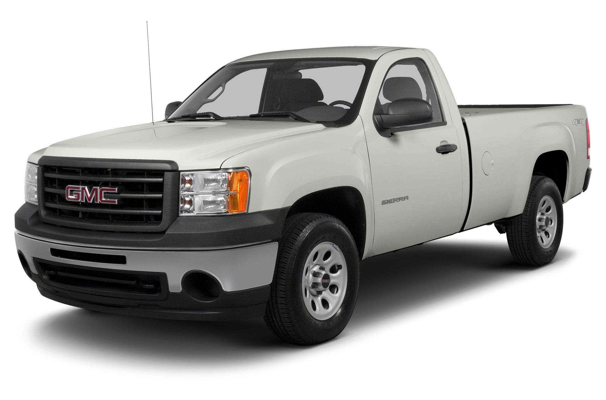 2013 Gmc Sierra 1500 Sle1 4x4 Regular Cab 8 Ft Box 133 In Wb Specs And Prices