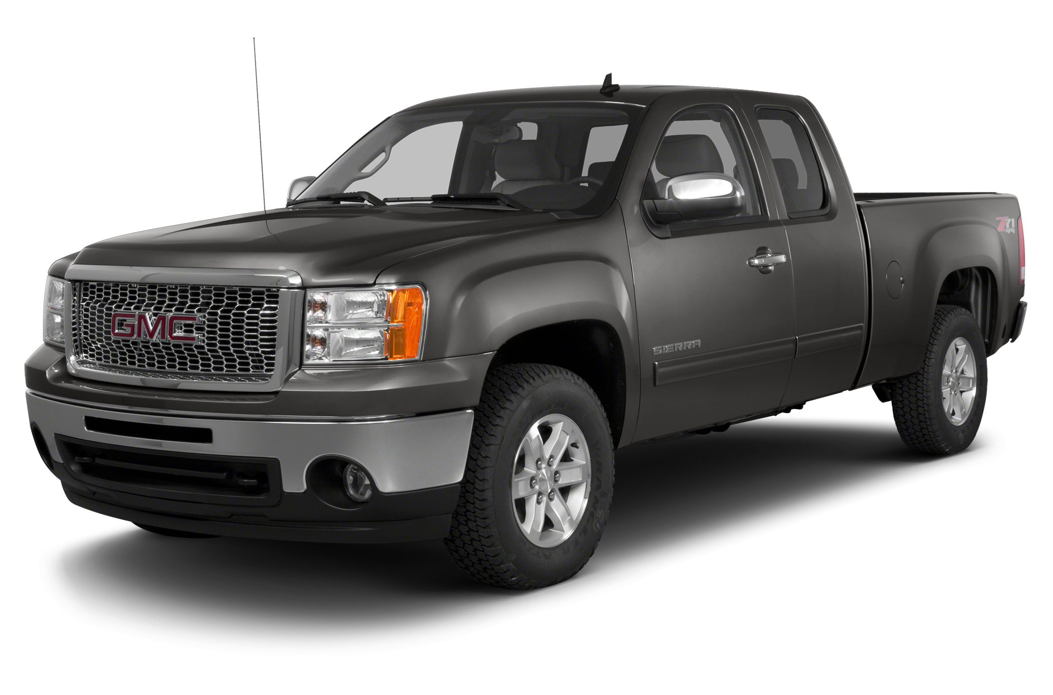 2013 GMC Sierra 1500 Work Truck 4x4 Extended Cab 8 ft box 157 5 in