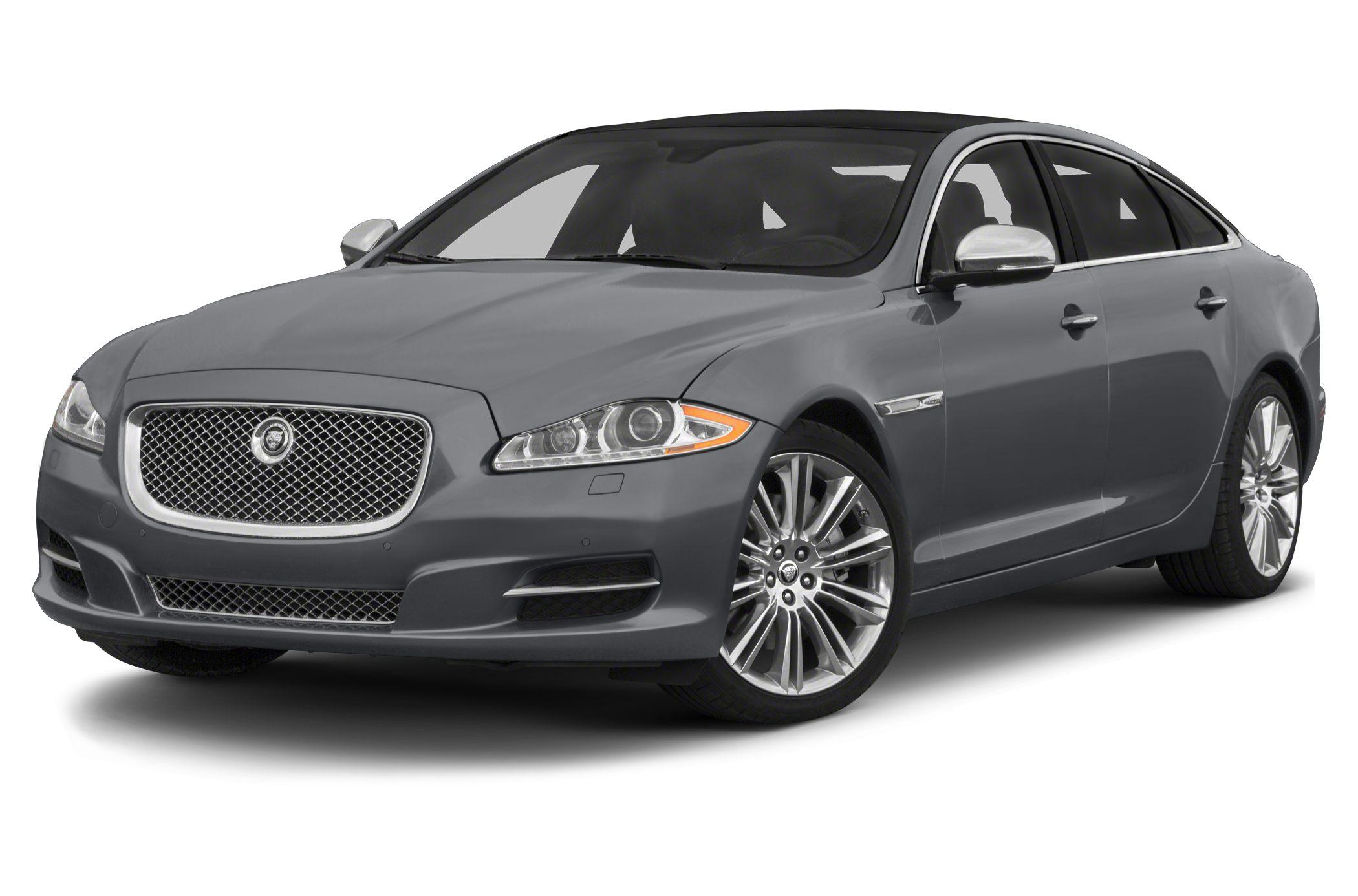 2013 Jaguar Xj Xjl Portfolio 4dr All Wheel Drive Sedan Specs And