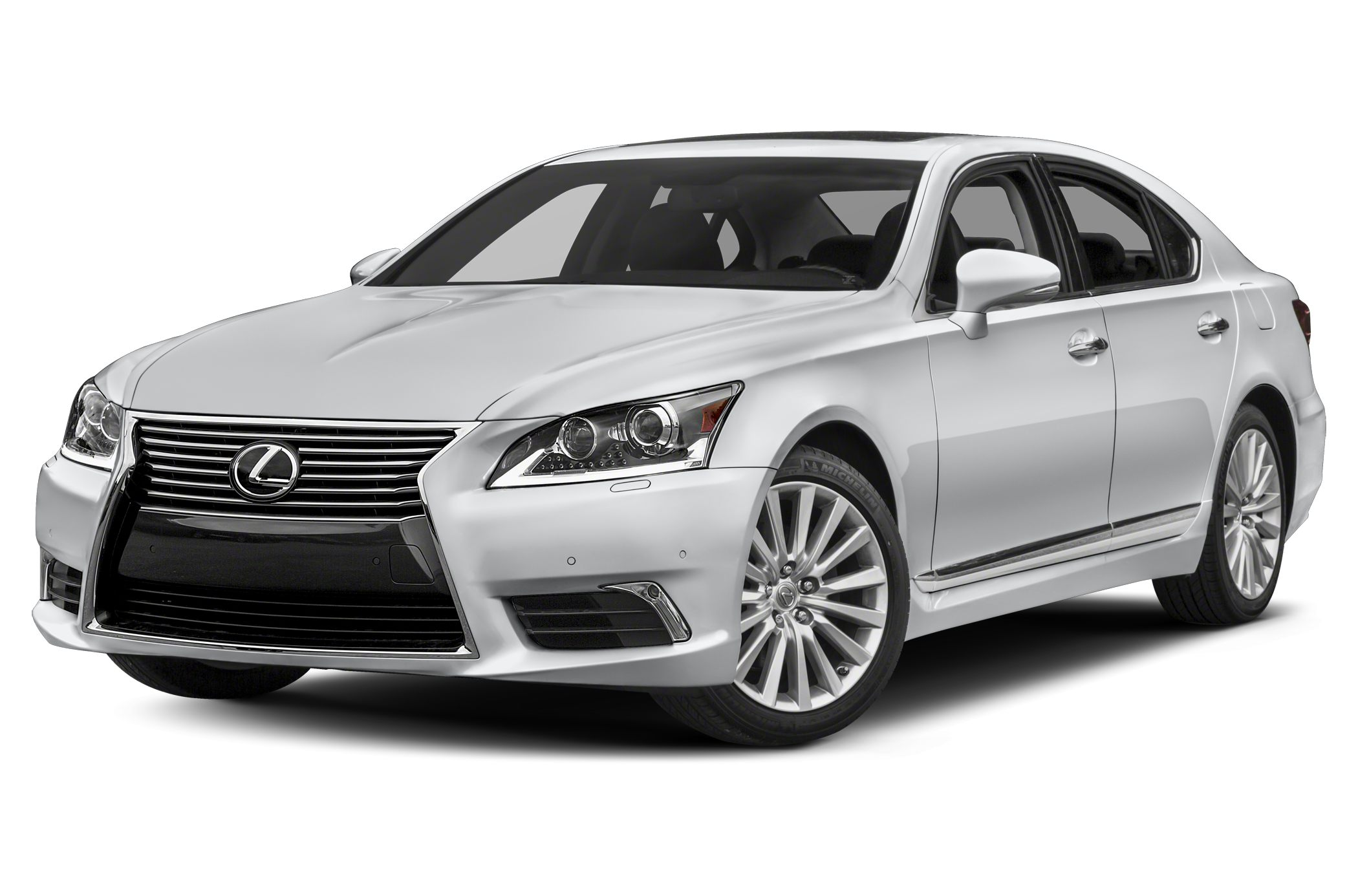 2017 Lexus - LS Luxury Sedan - Luxury Sedan