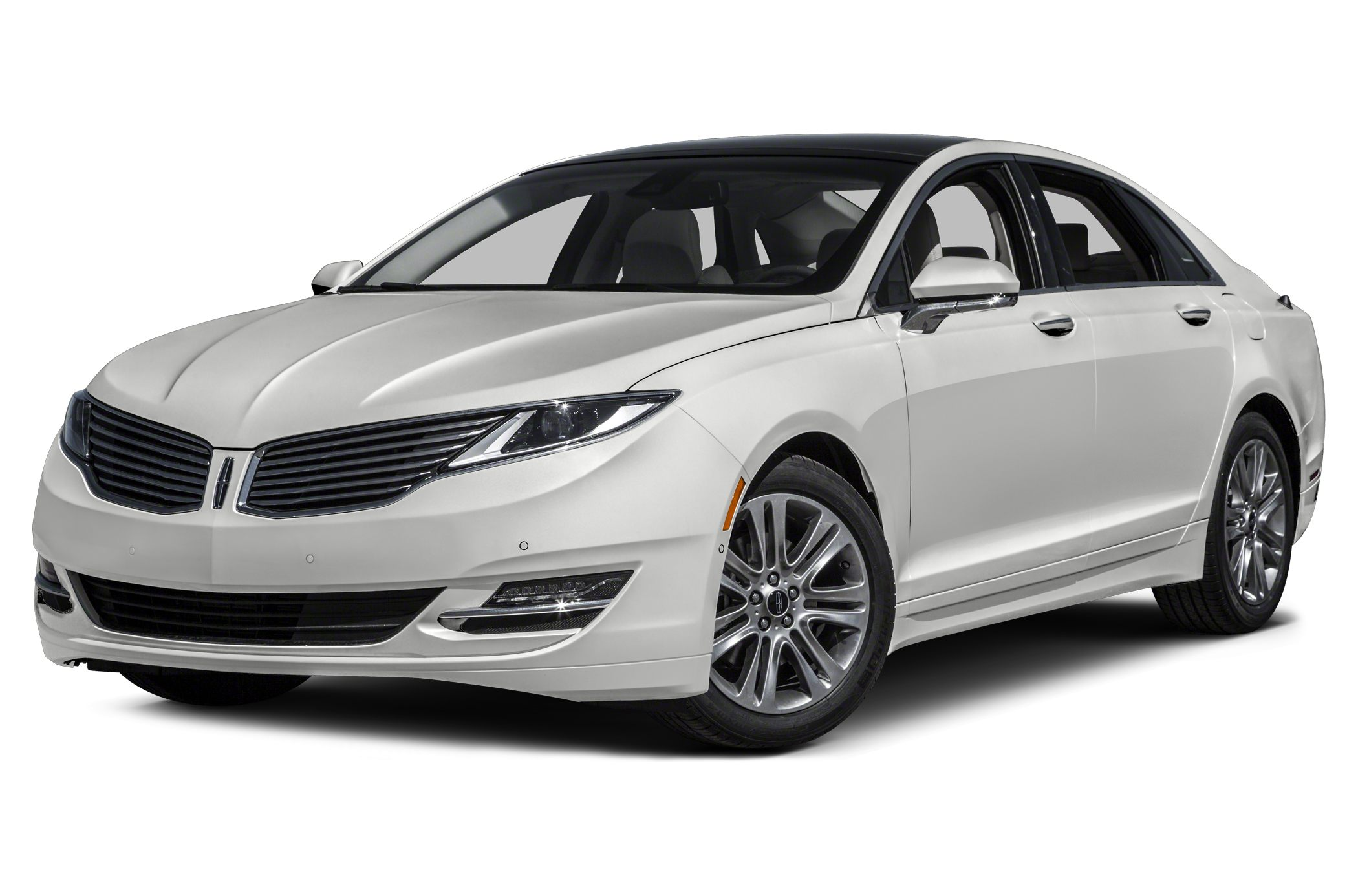 2015 Lincoln MKZ New Car Test Drive