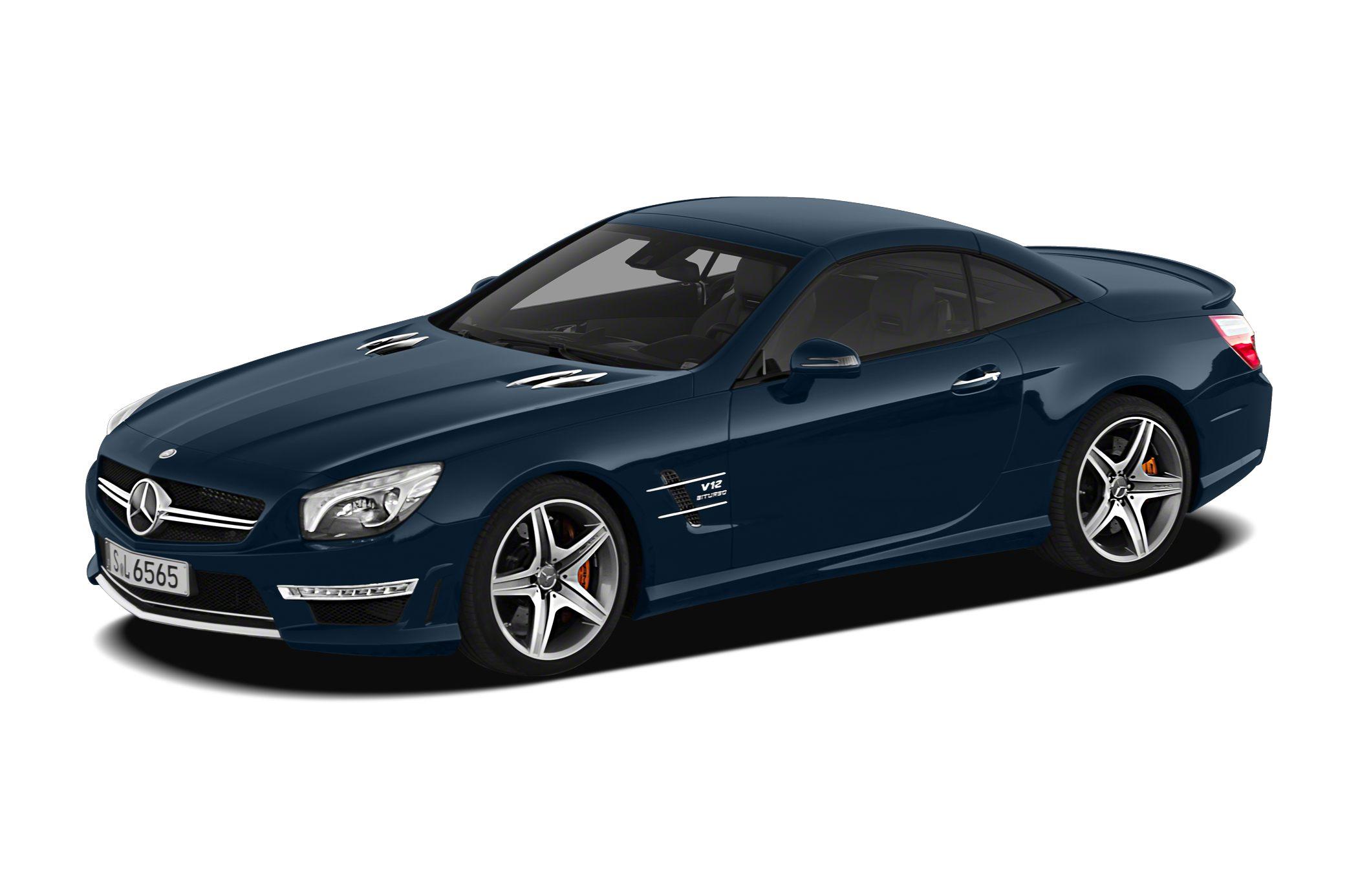 2013 Mercedes Benz SL Class Information
