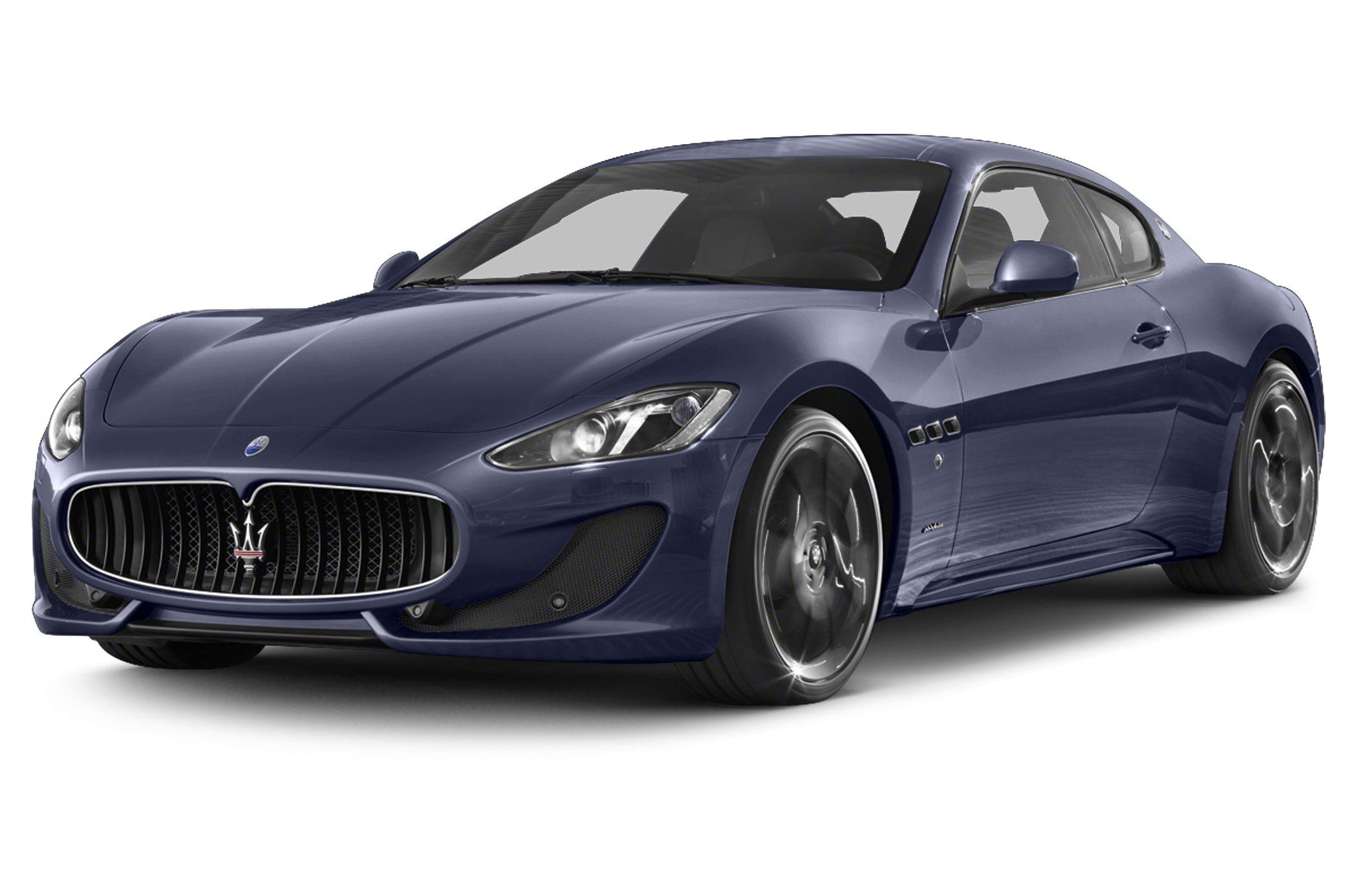 2017 Maserati Granturismo Specs