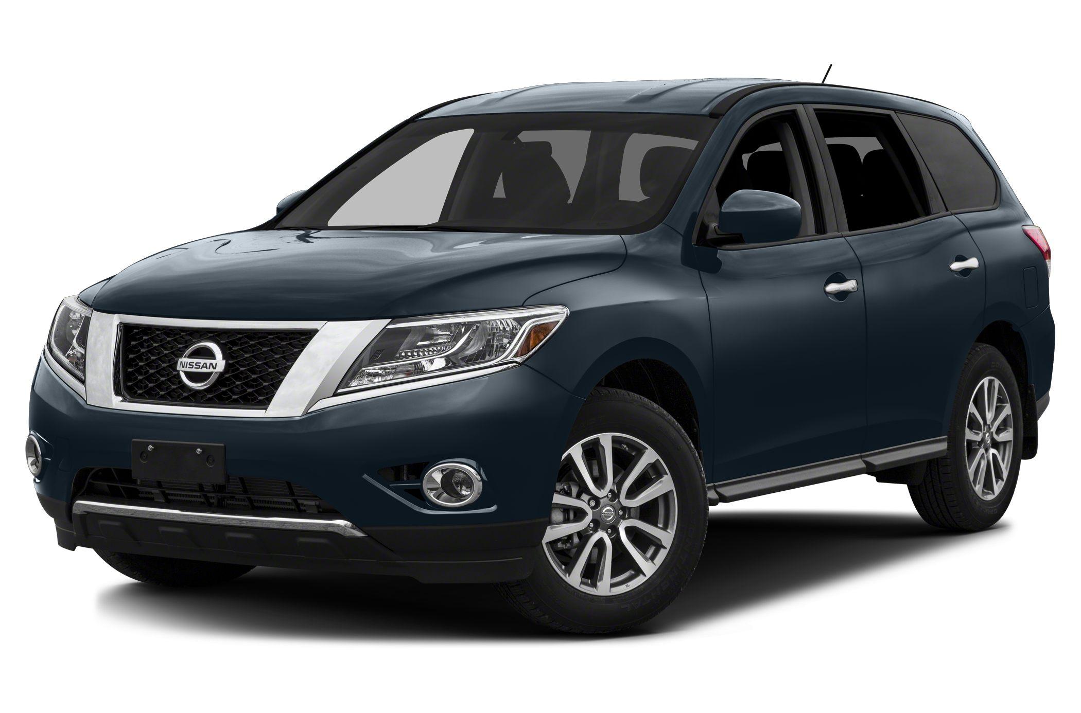2016 Nissan Pathfinder Recalls