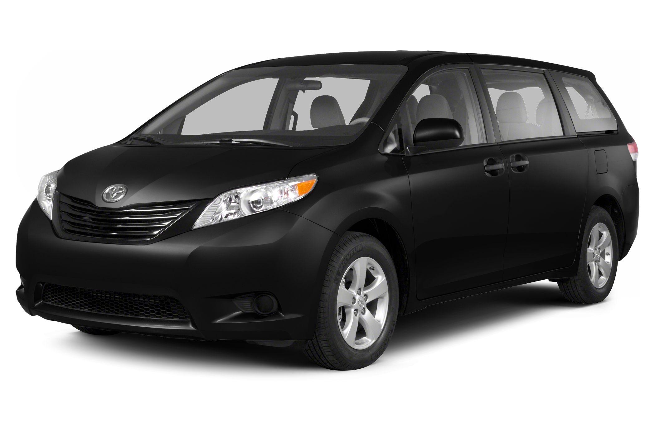 2013 Toyota Sienna XLE V6 8 Passenger 4dr Front wheel Drive