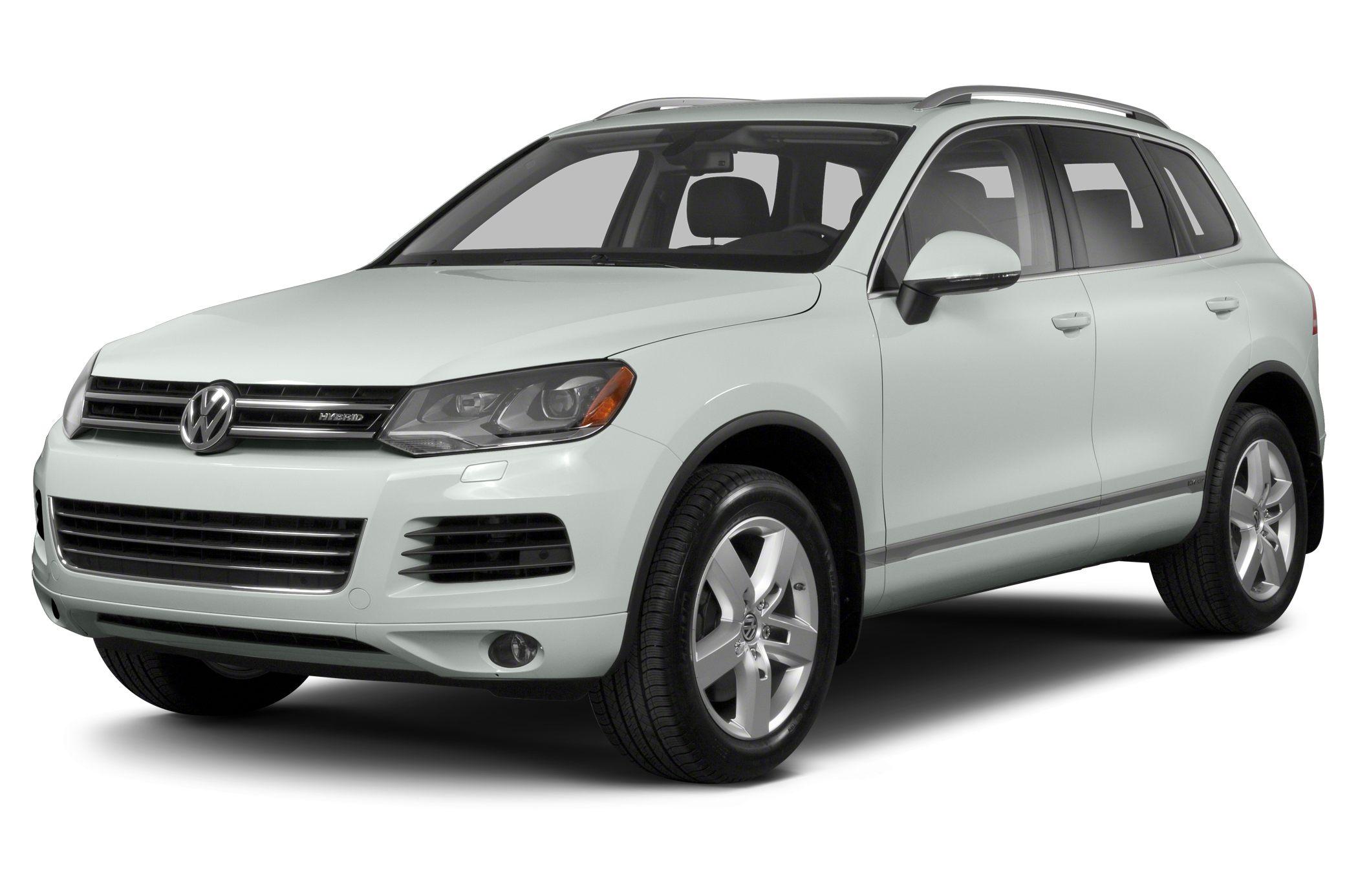 2013 Volkswagen Touareg Hybrid for Sale