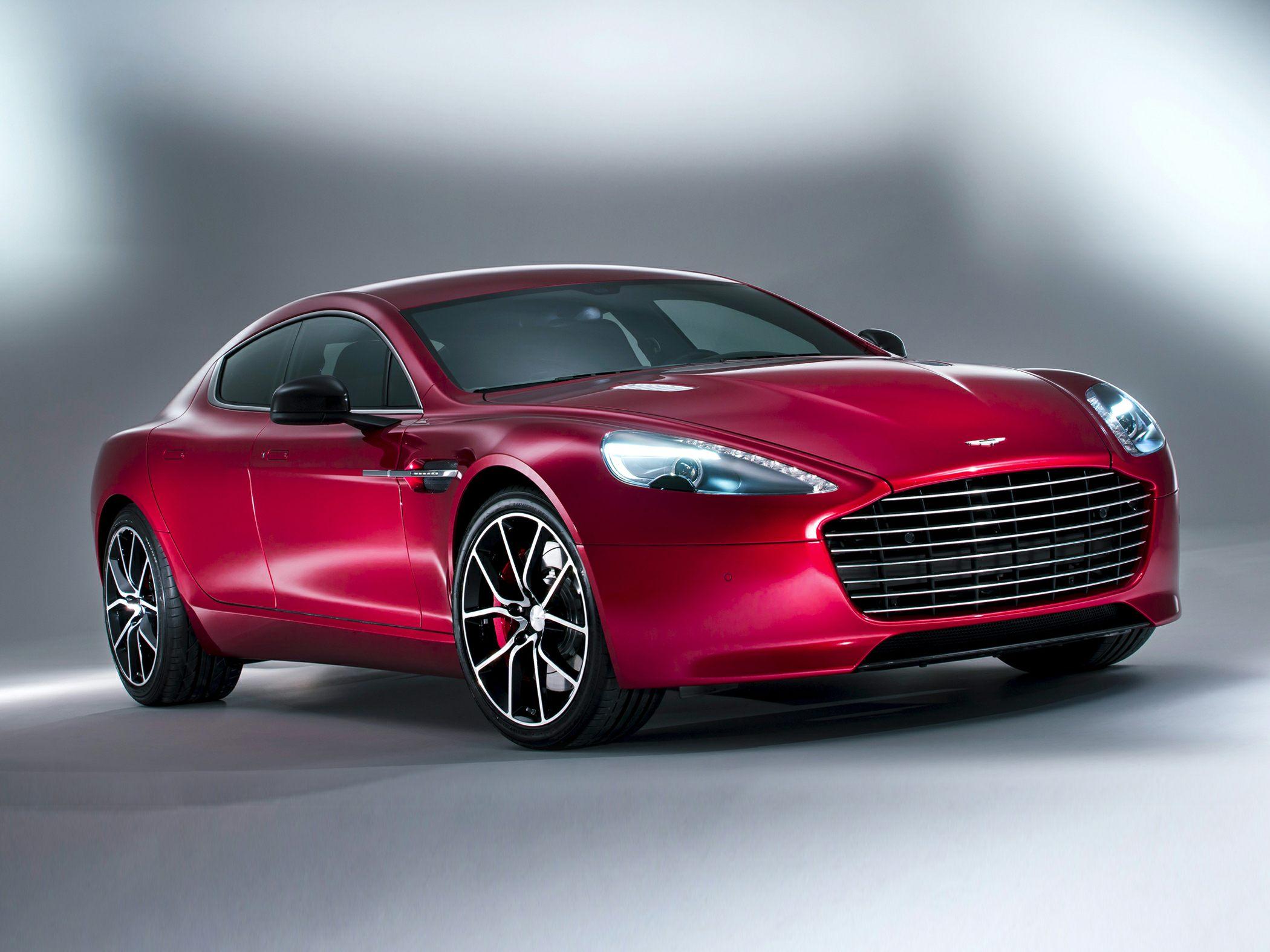 2017 Aston Martin Rapide S Information