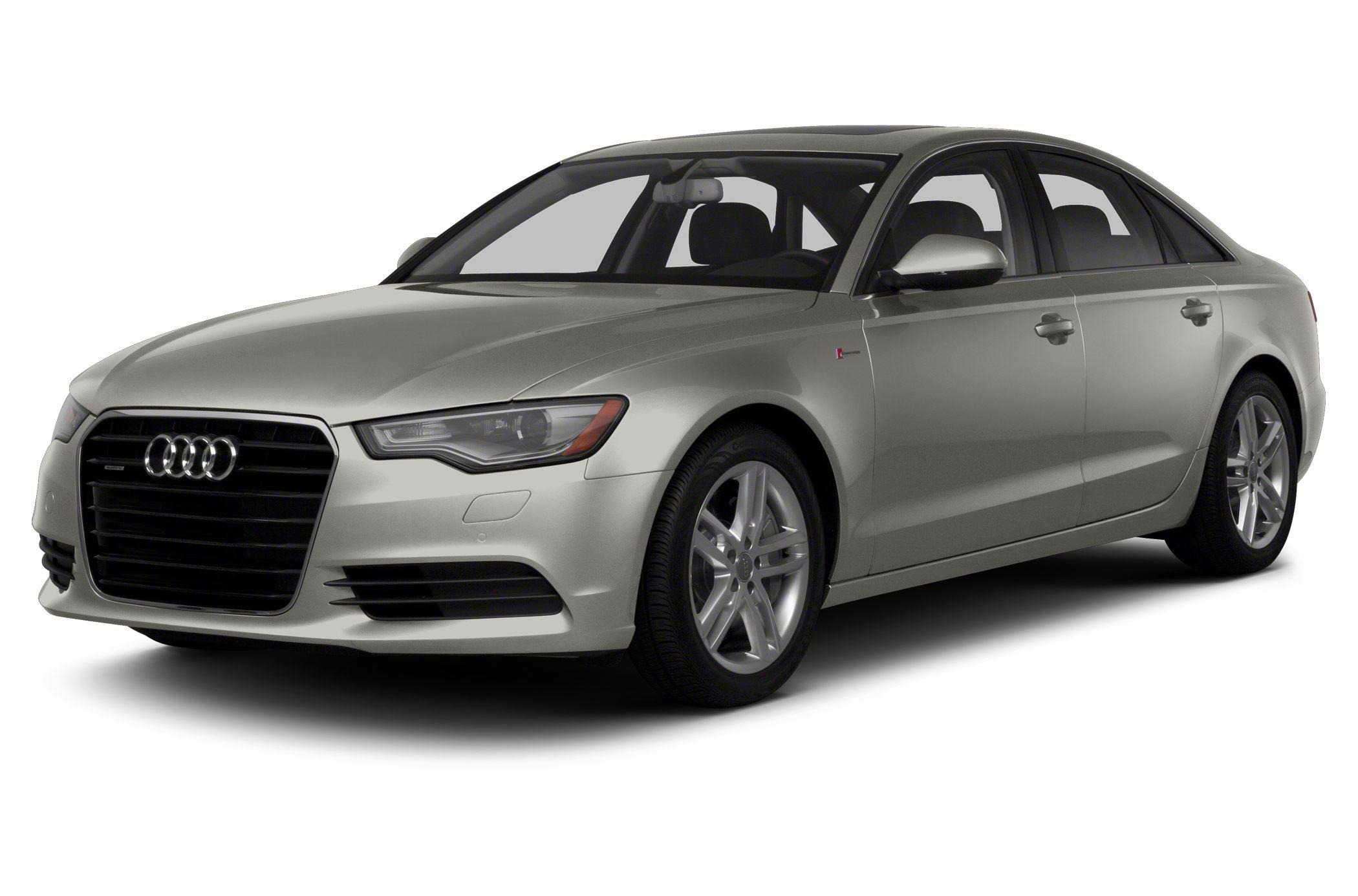 2014 Audi A6 Information