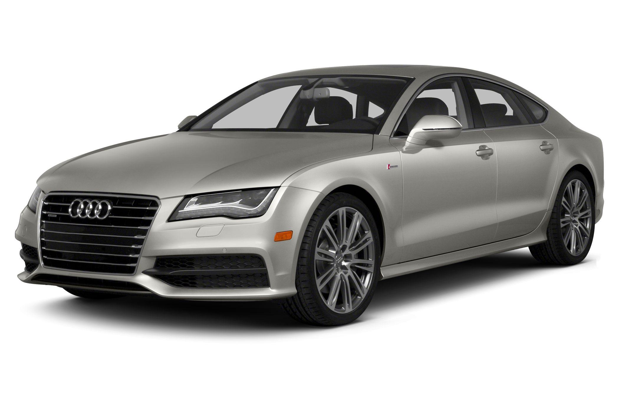 2014 Audi A7 Information