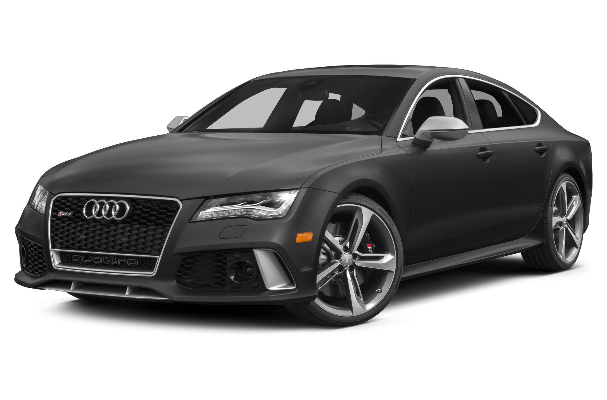 2014 Audi RS7 [w/video]