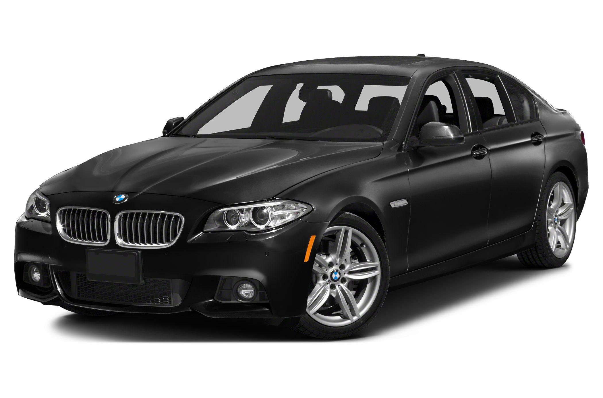 2015 BMW 535d Information
