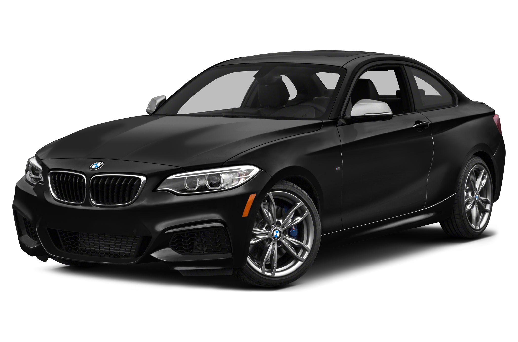 2015 BMW M235 i 2dr Rear wheel Drive Coupe Review Autoblog