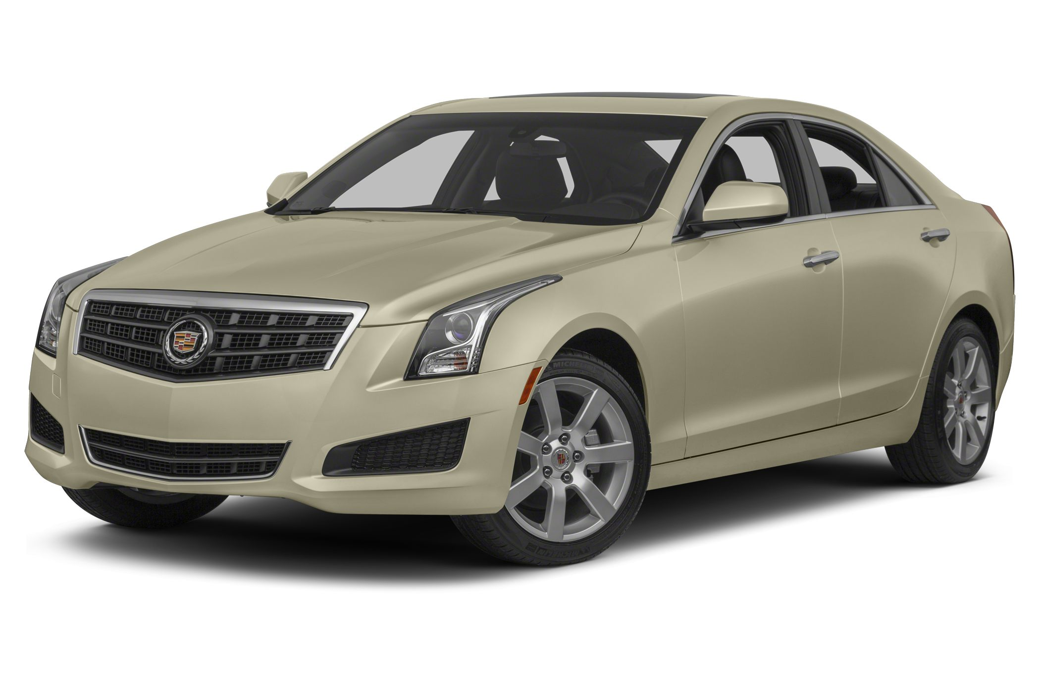 2014 Cadillac ATS 2 5L 4dr Rear wheel Drive Sedan Safety Features