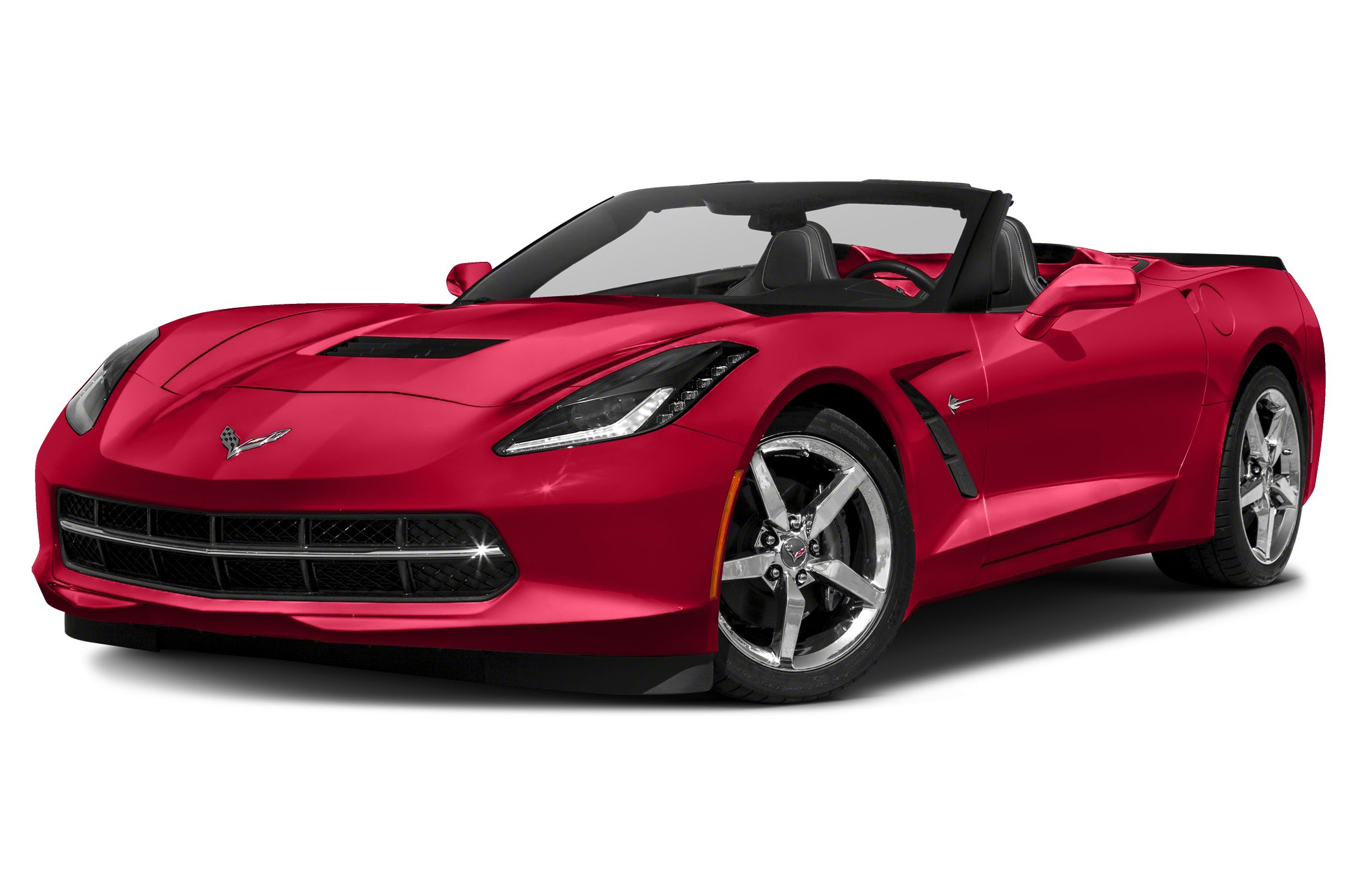 Stingray 2dr Convertible 2017 Chevrolet Corvette Photos