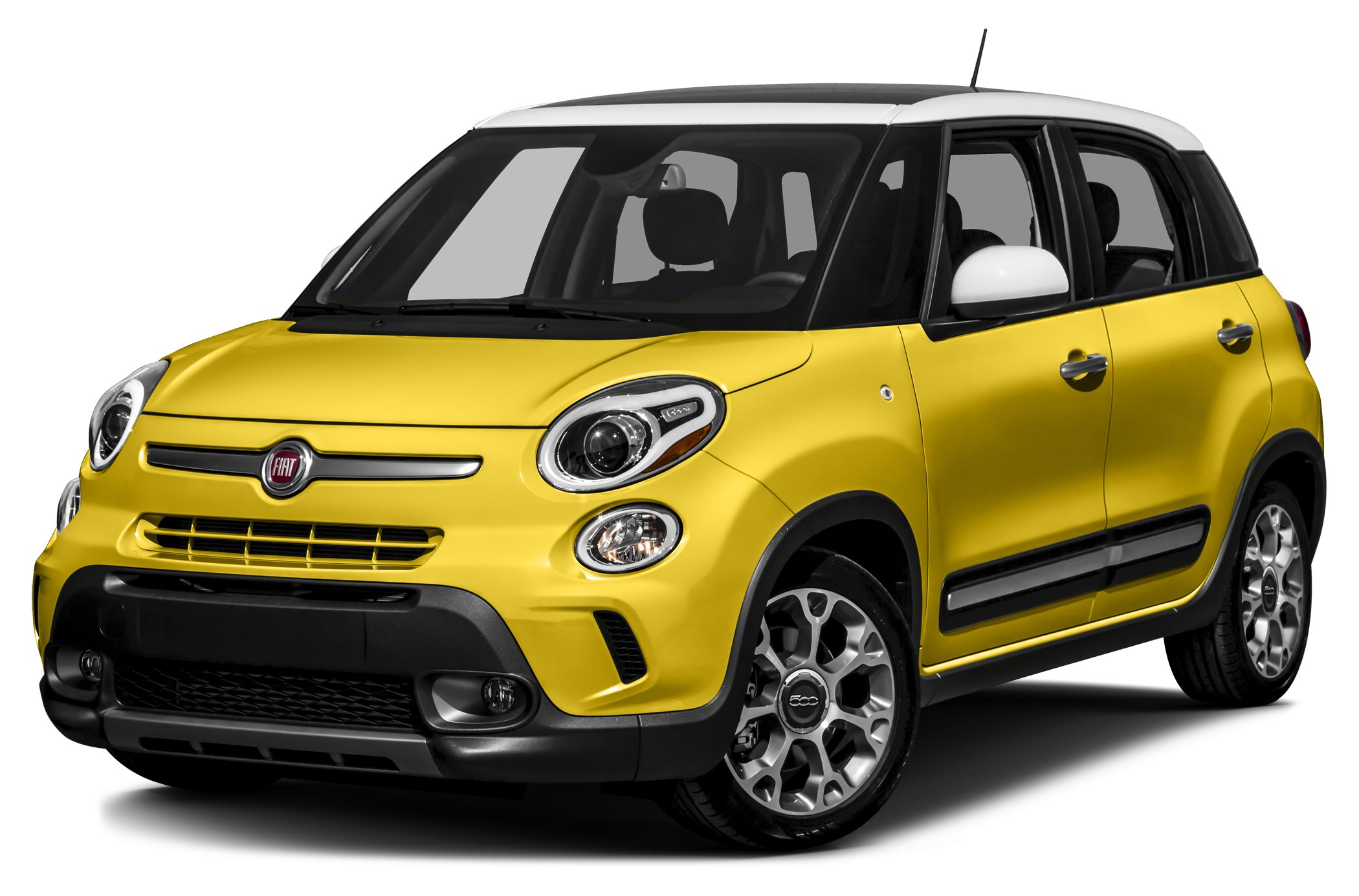 2014 FIAT 500L Trekking 4dr Hatchback Specs and Prices