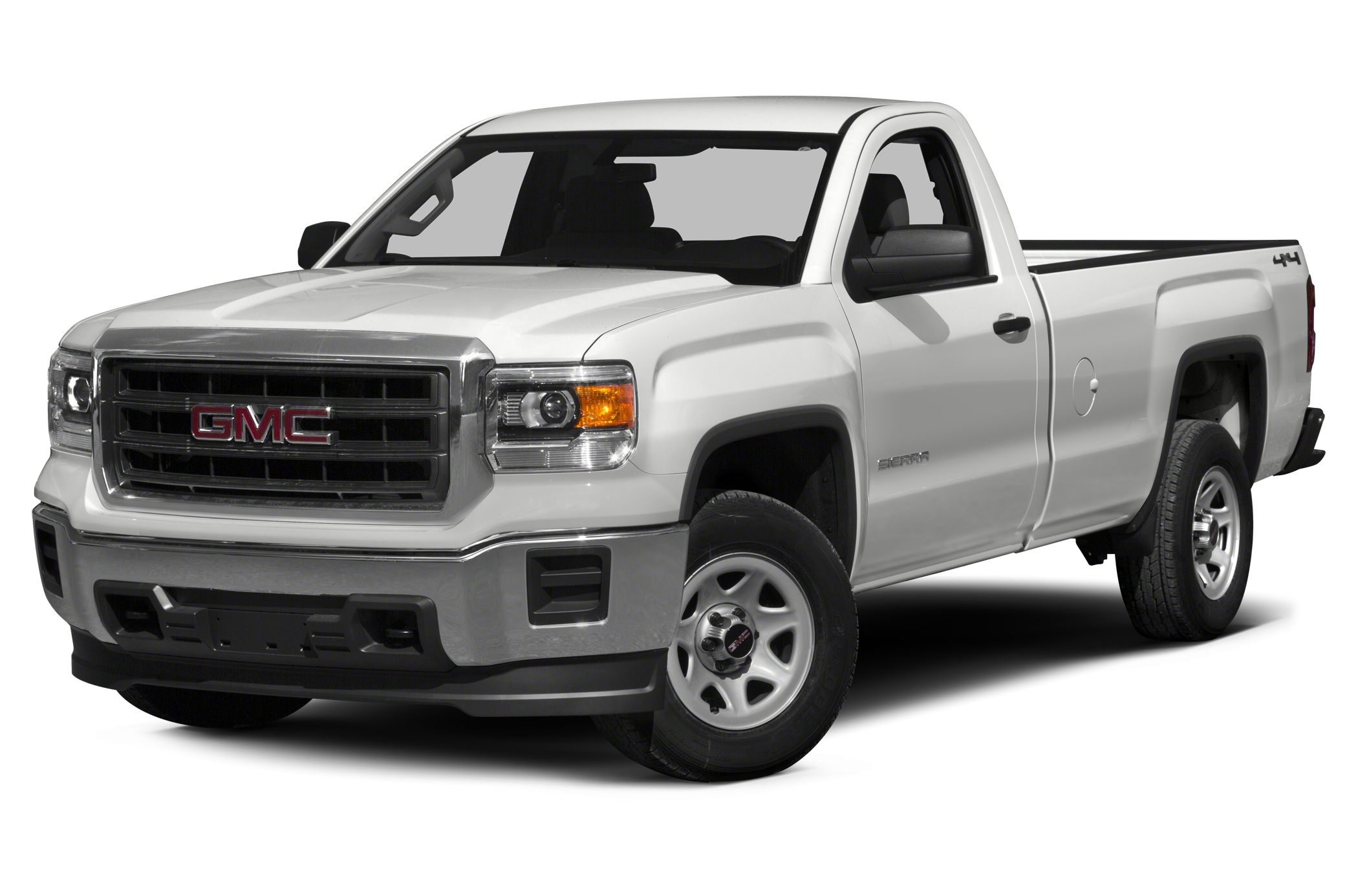 2015 Gmc Sierra 1500 Base 4x2 Regular Cab 8 Ft Box 133 In Wb Specs And Prices
