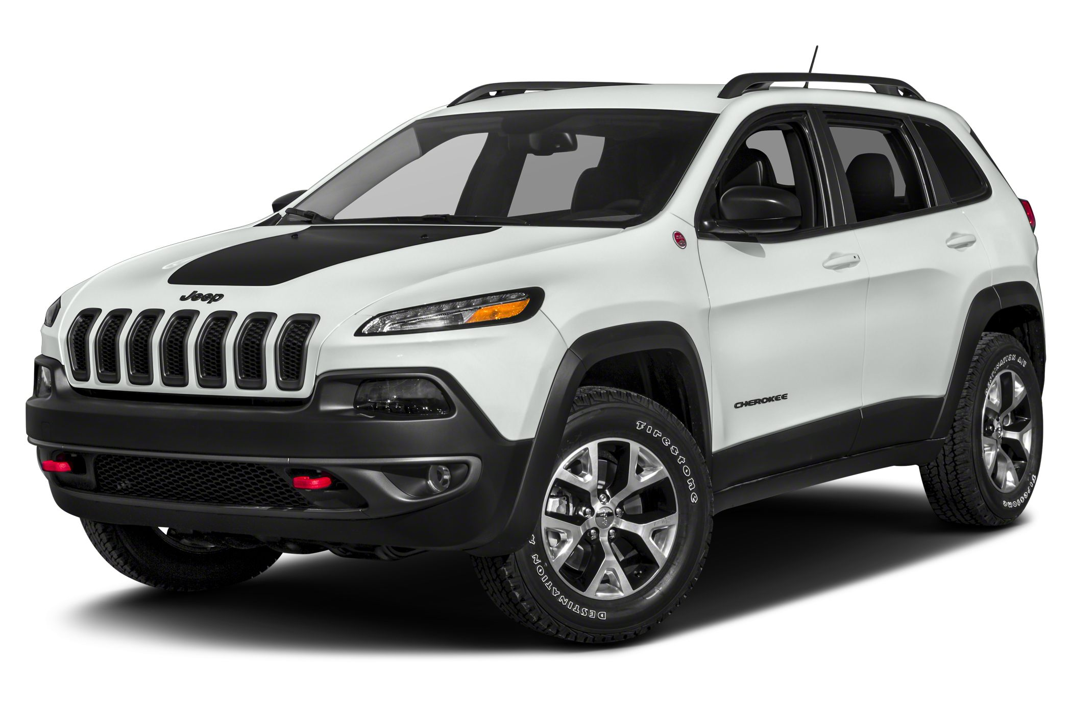 2017 Jeep Cherokee Trailhawk 4dr 4x4 Equipment