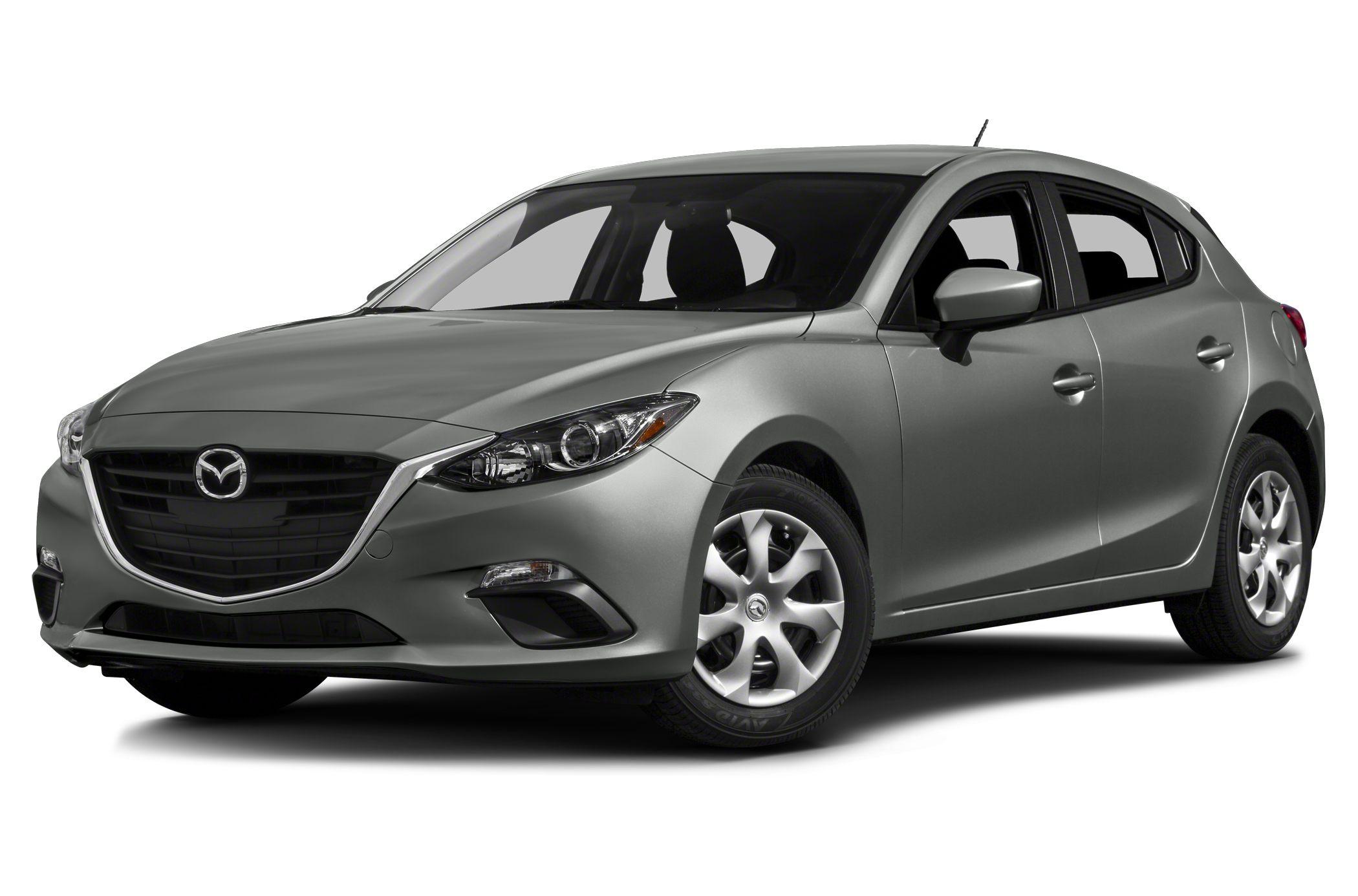 Mazda3 I Sport >> 2015 Mazda Mazda3 I Sport 4dr Hatchback Specs And Prices