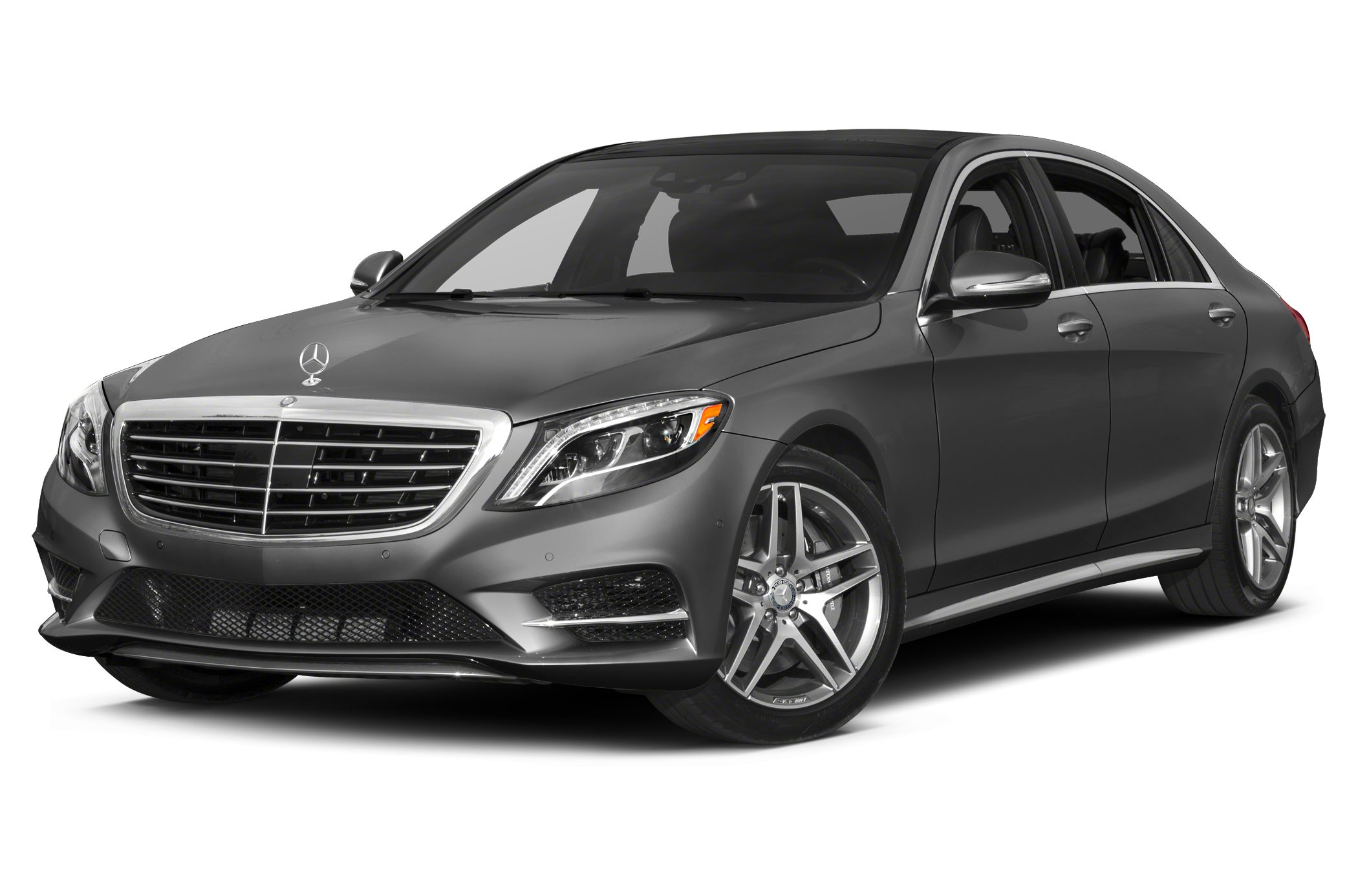 2014 Mercedes Benz S Class Safety Features