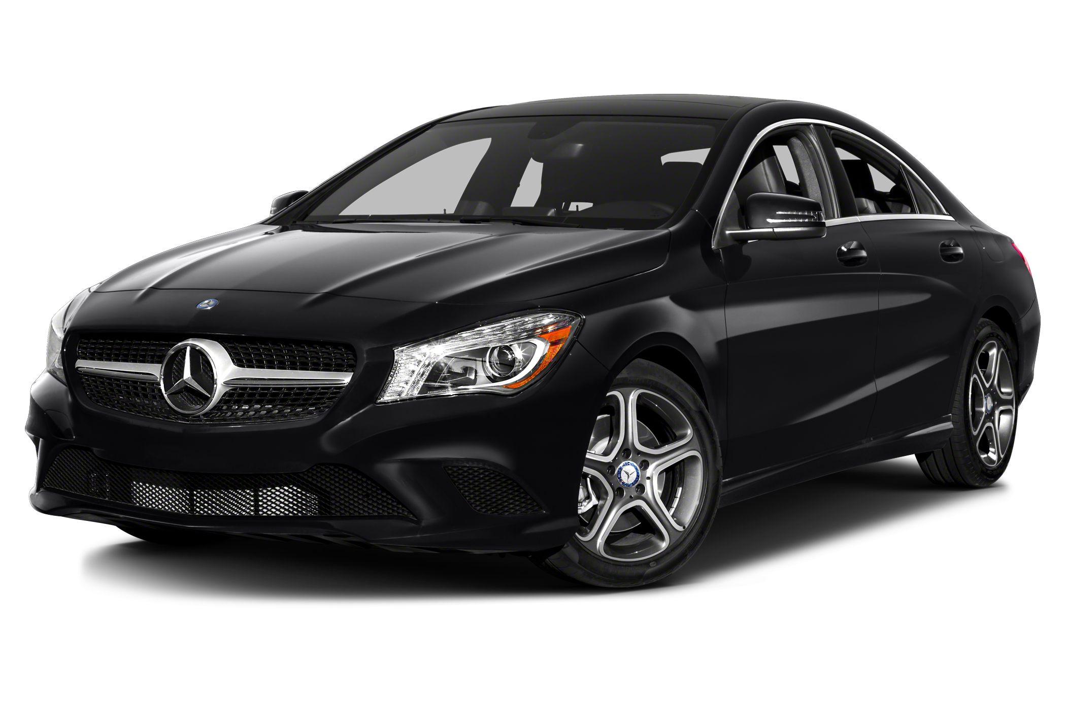 2016 Mercedes Benz CLA Class Safety Features