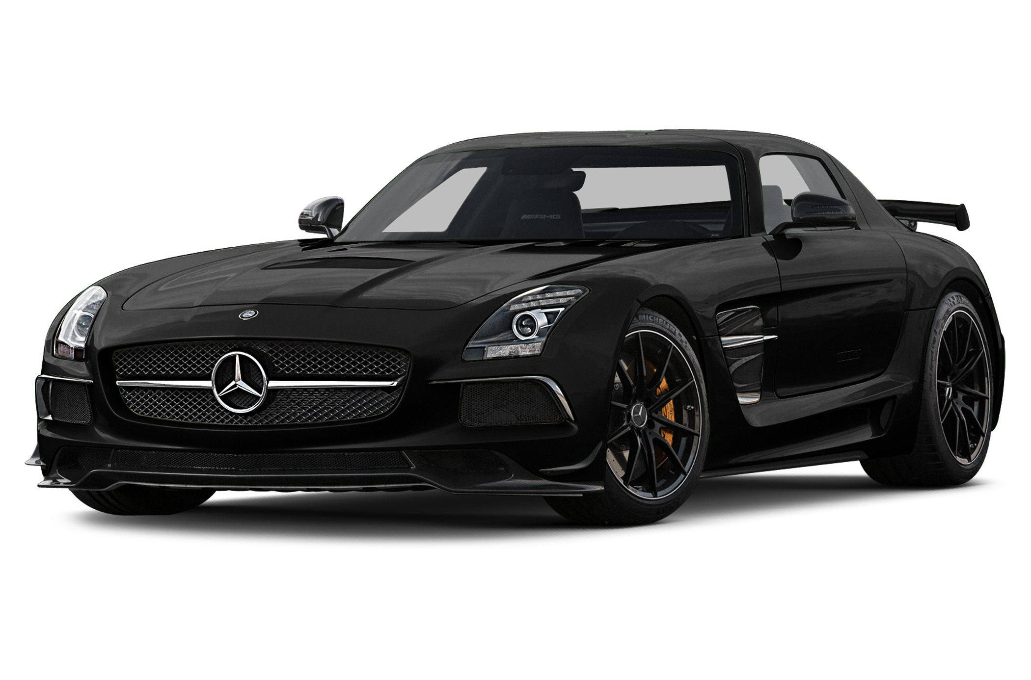 MercedesBenz SLS AMG Black Series Prices Reviews and New Model