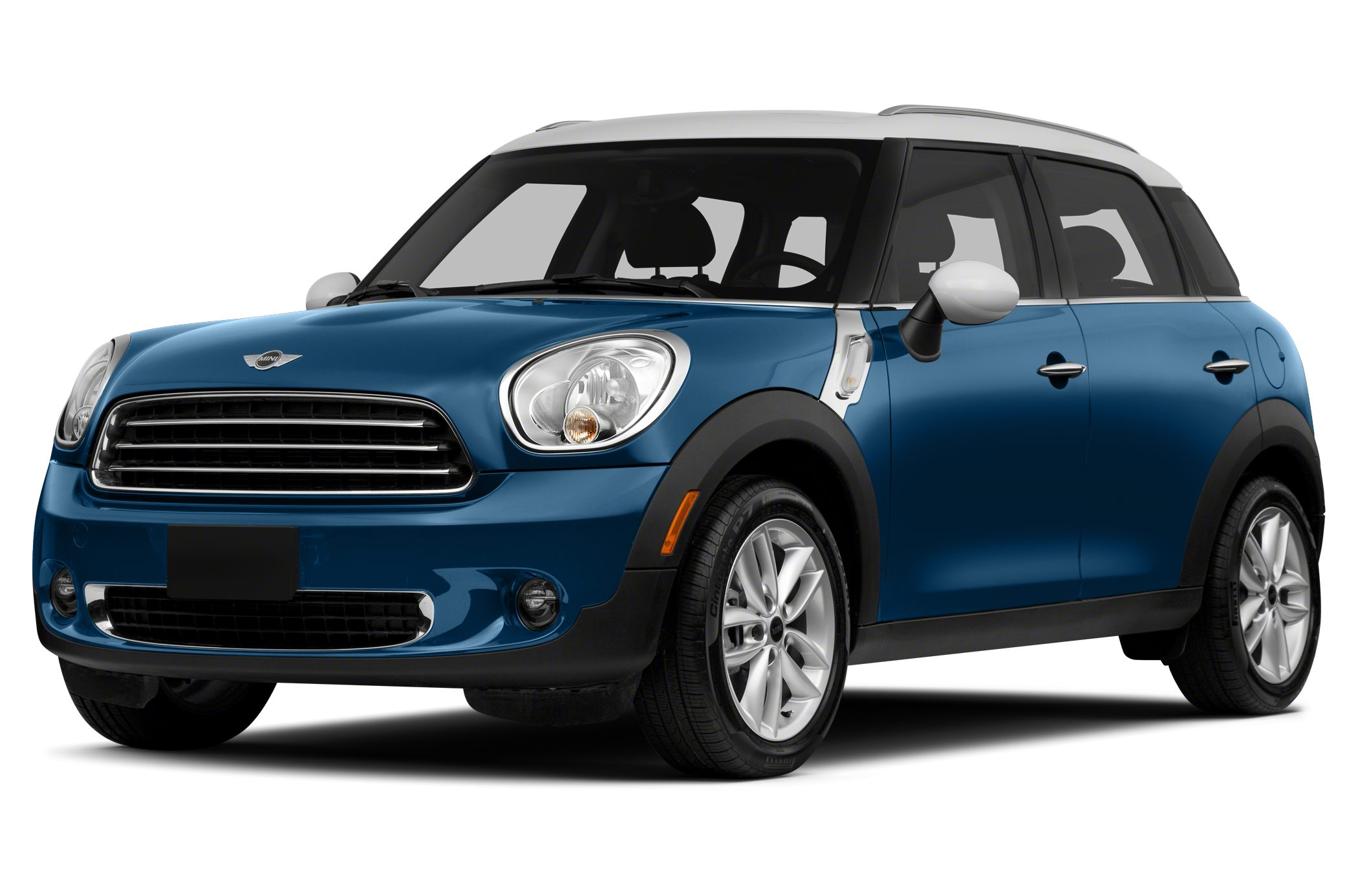 2014 Mini Countryman New Car Test Drive