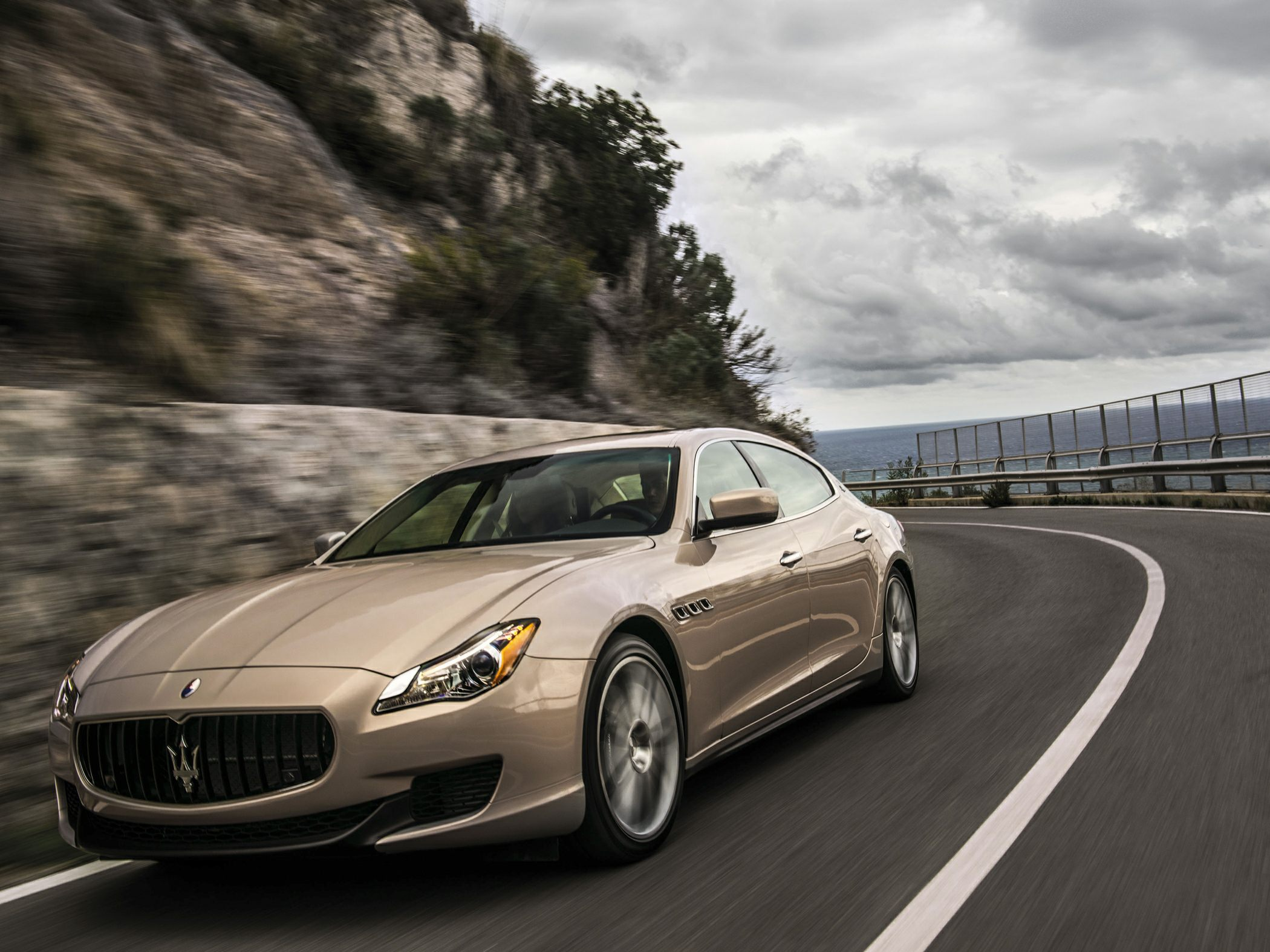 Maserati Quattroporte suits up with Ermenegildo Zegna [w/video]