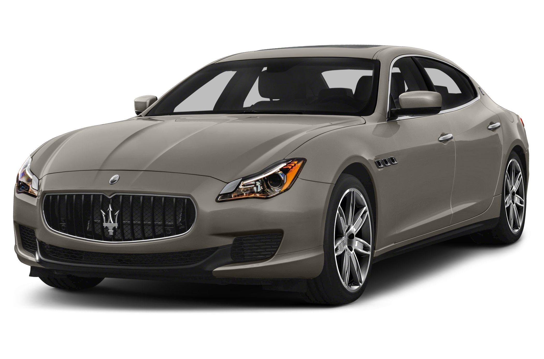 Maserati orders triple on strength of Quattroporte demand in China