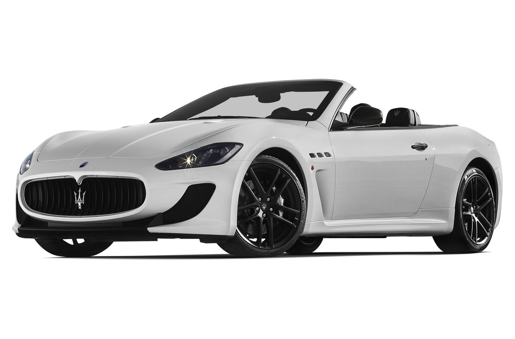 2016 Maserati Granturismo Mc 2dr Convertible Pricing And Options