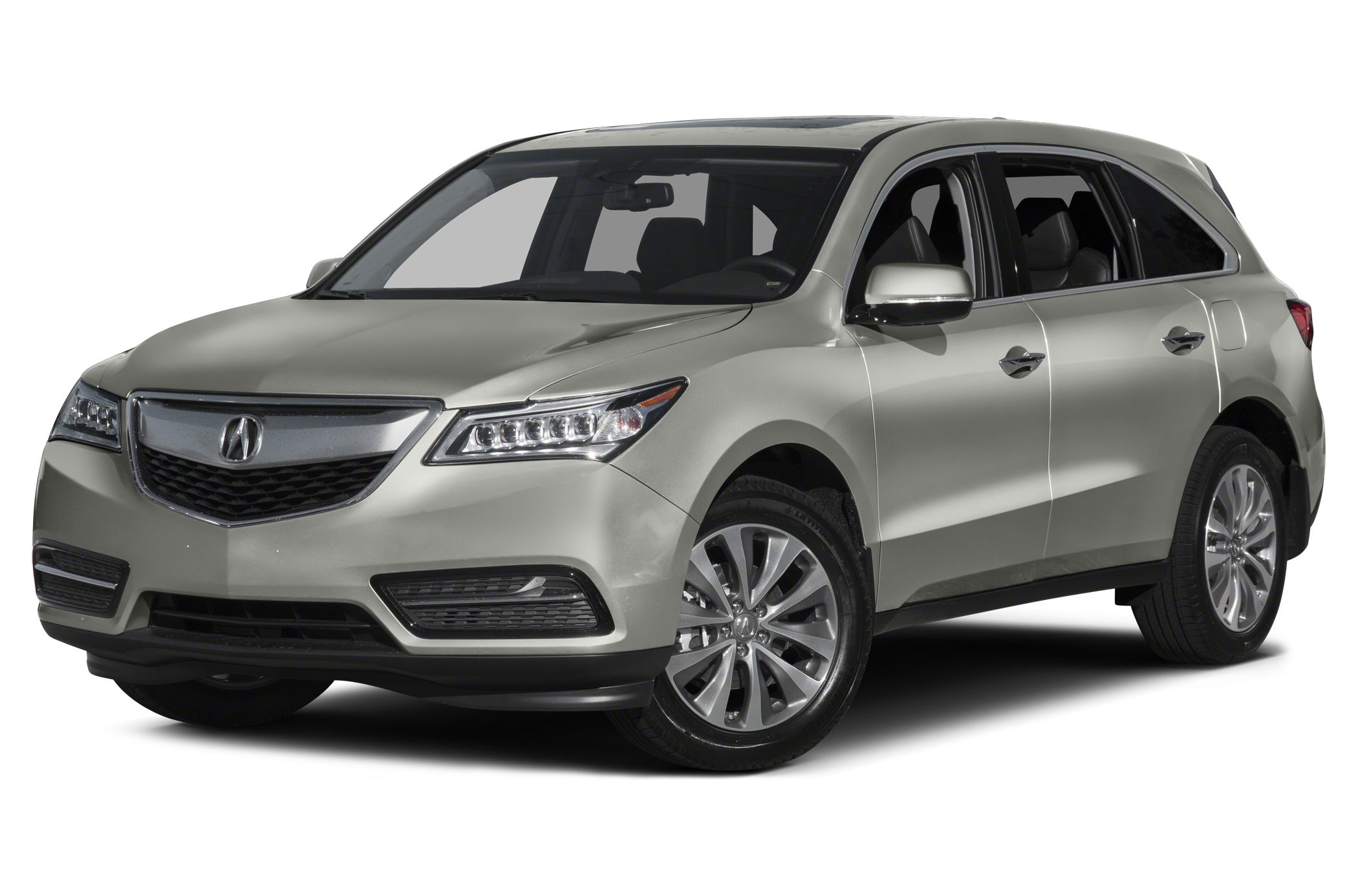 2015 Acura MDX 3 5L Technology Package 4dr Front wheel Drive