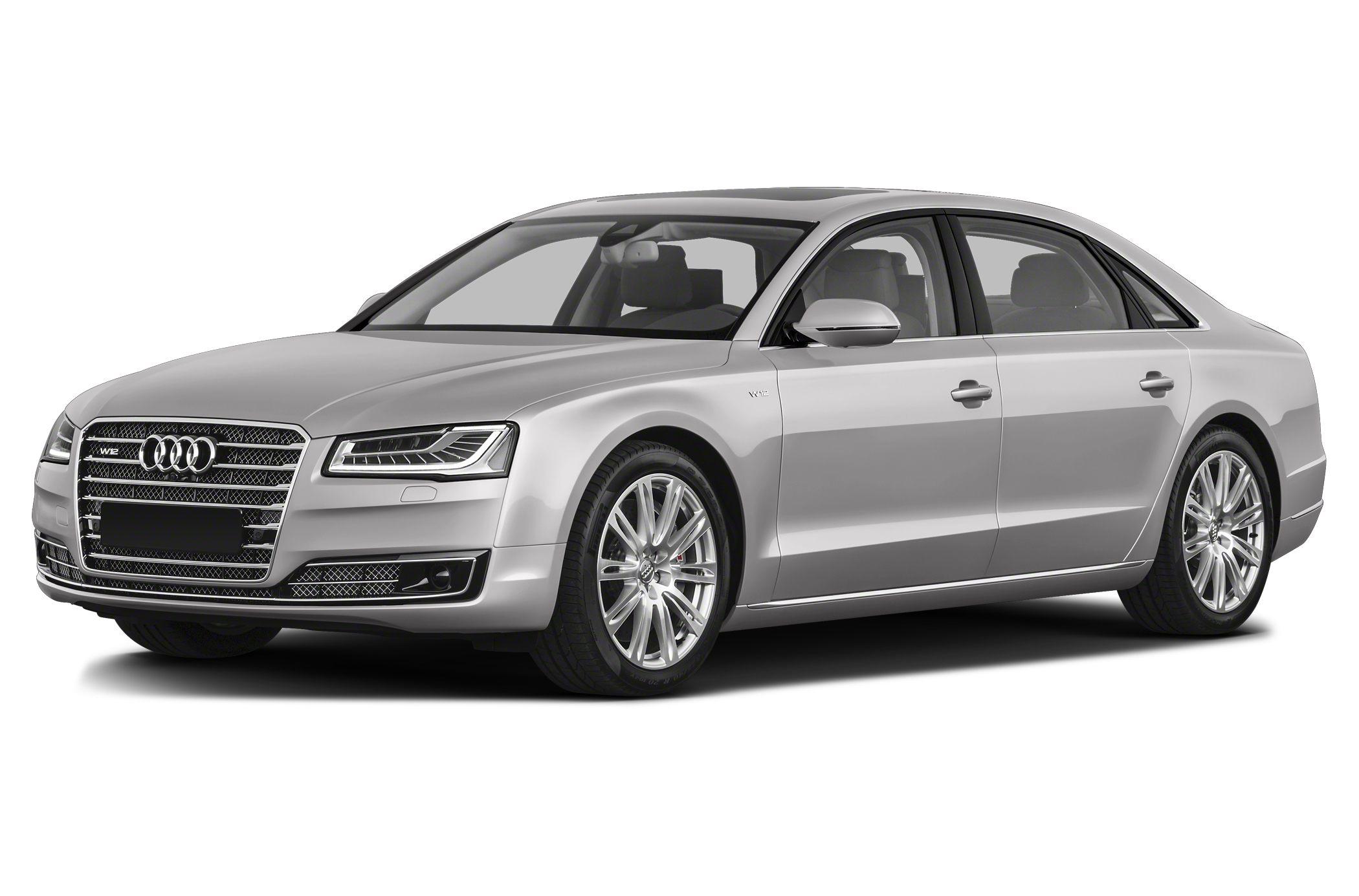2016 Audi A8 L W12 6 3 4dr All Wheel Drive Quattro Lwb Sedan Pricing