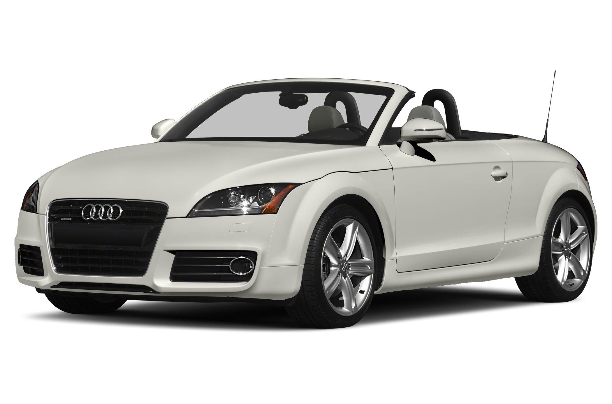 Audi Sends Off Second Gen Tt With A Few Enhancements