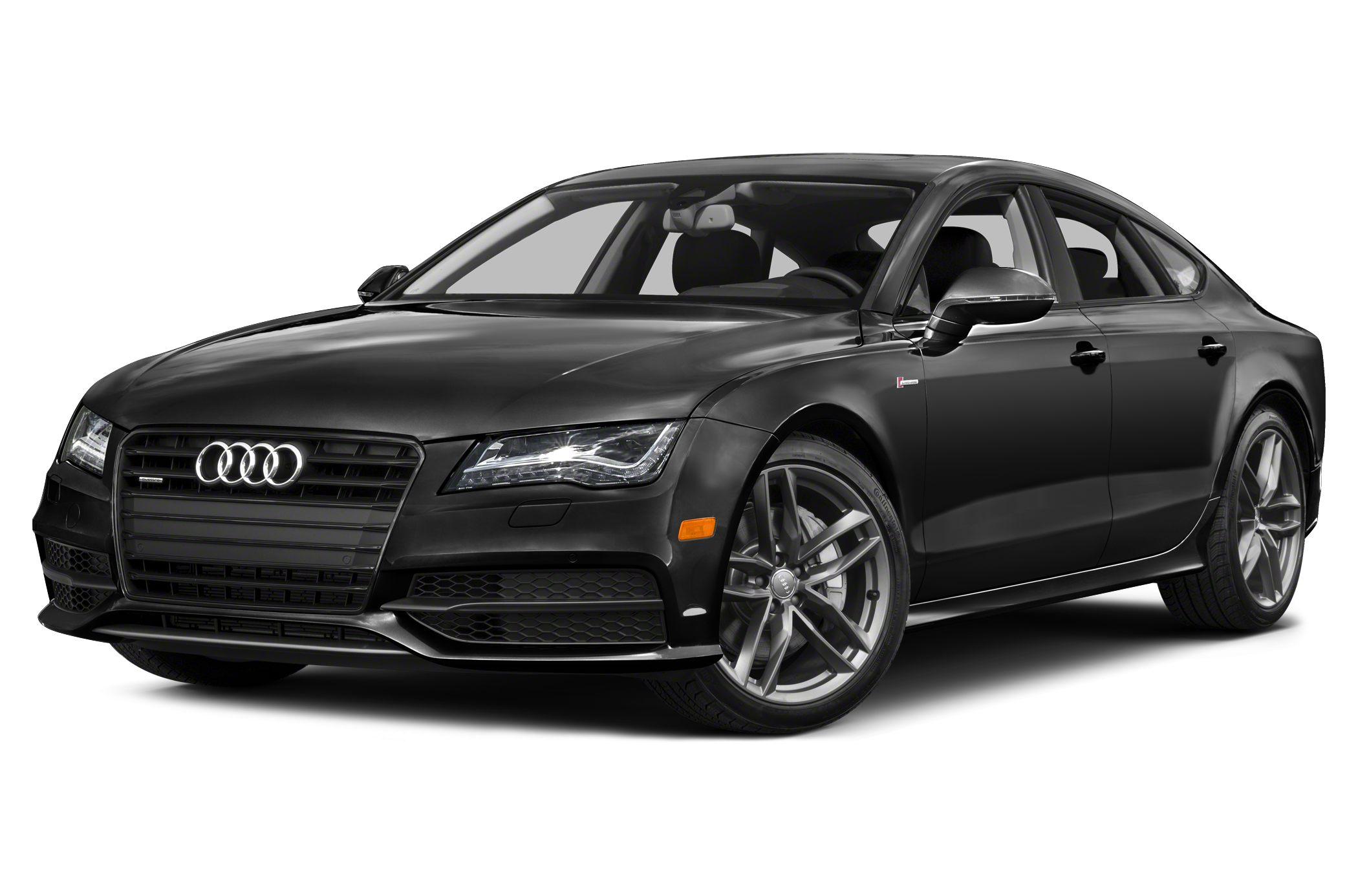 2015 Audi A7 New Car Test Drive