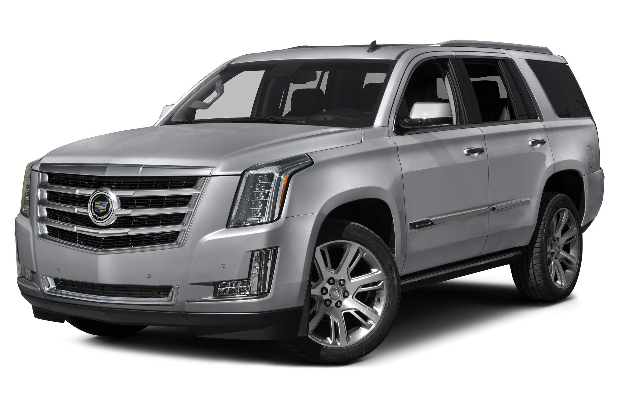 2015 Cadillac Escalade Safety Recalls