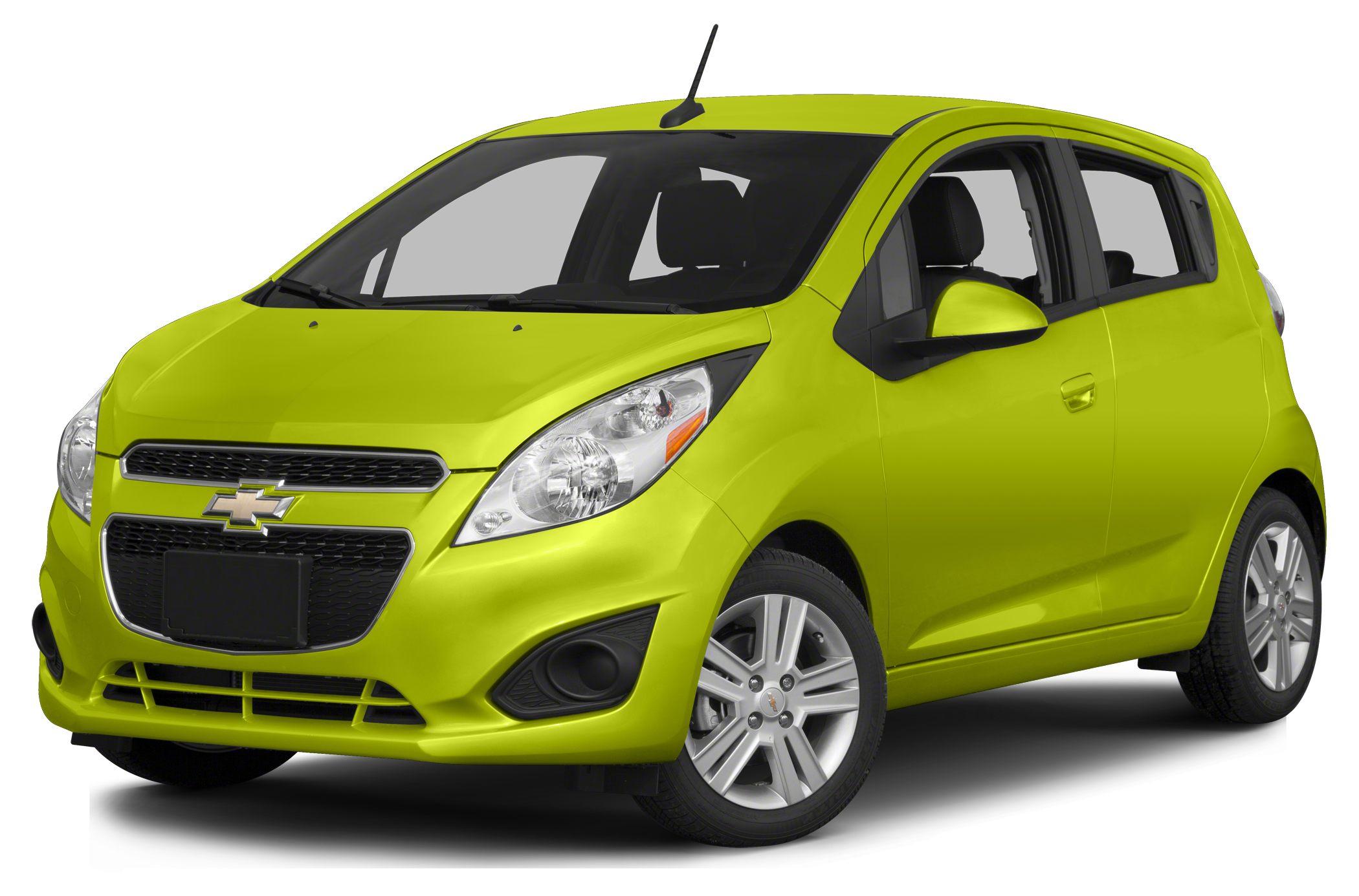 2015 Chevrolet Spark LS Manual 4dr Hatchback for Sale