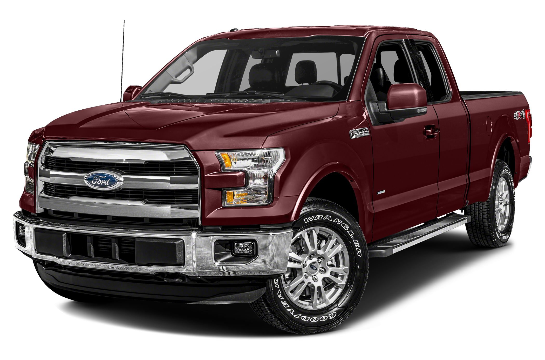 2015 Ford F 150 Lariat 4x4 Supercab Styleside 6 5 Ft Box 145 In Wb Pictures