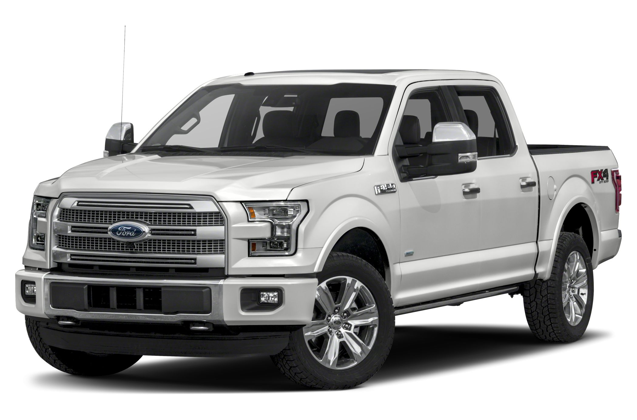 Ford Platinum 2017 >> 2017 Ford F 150 Platinum 4x4 Supercrew Cab Styleside 6 5 Ft Box