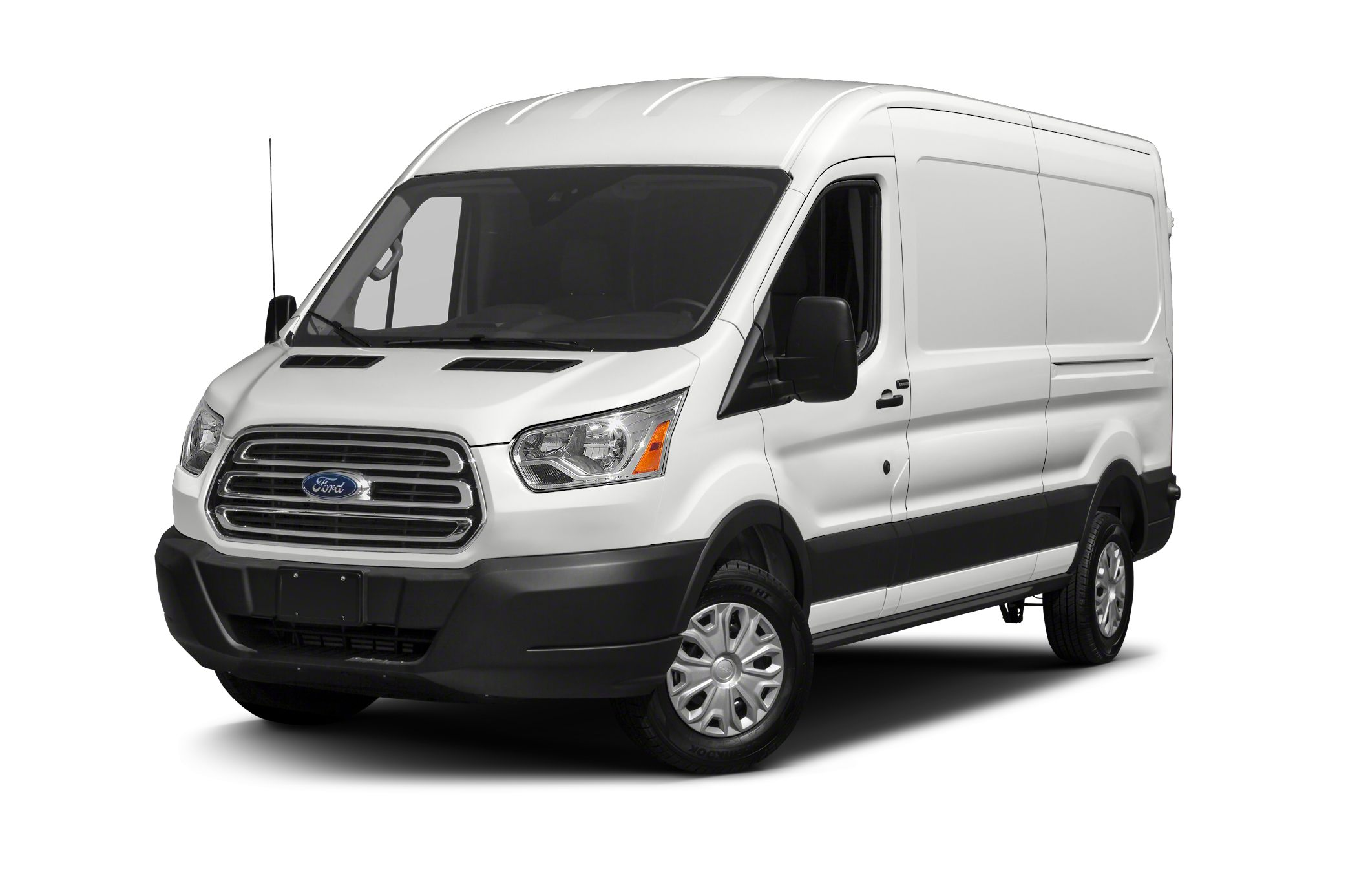 3680085ad8 Base w Dual Sliding-Side Cargo-Doors Medium Roof Cargo Van 147.6 in. WB  2017 Ford Transit-350 Photos