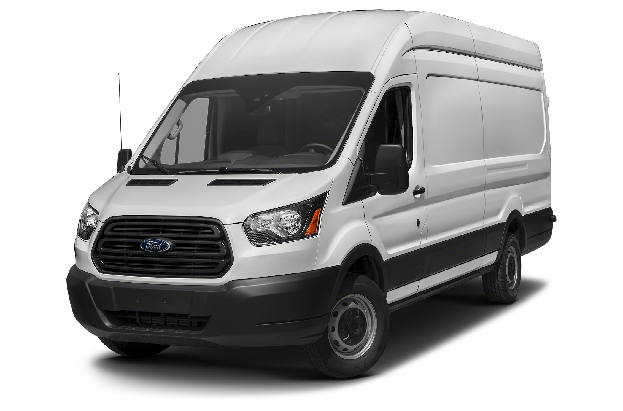 2016 Ford Transit 250 Base High Roof Extended Length Cargo Van 148