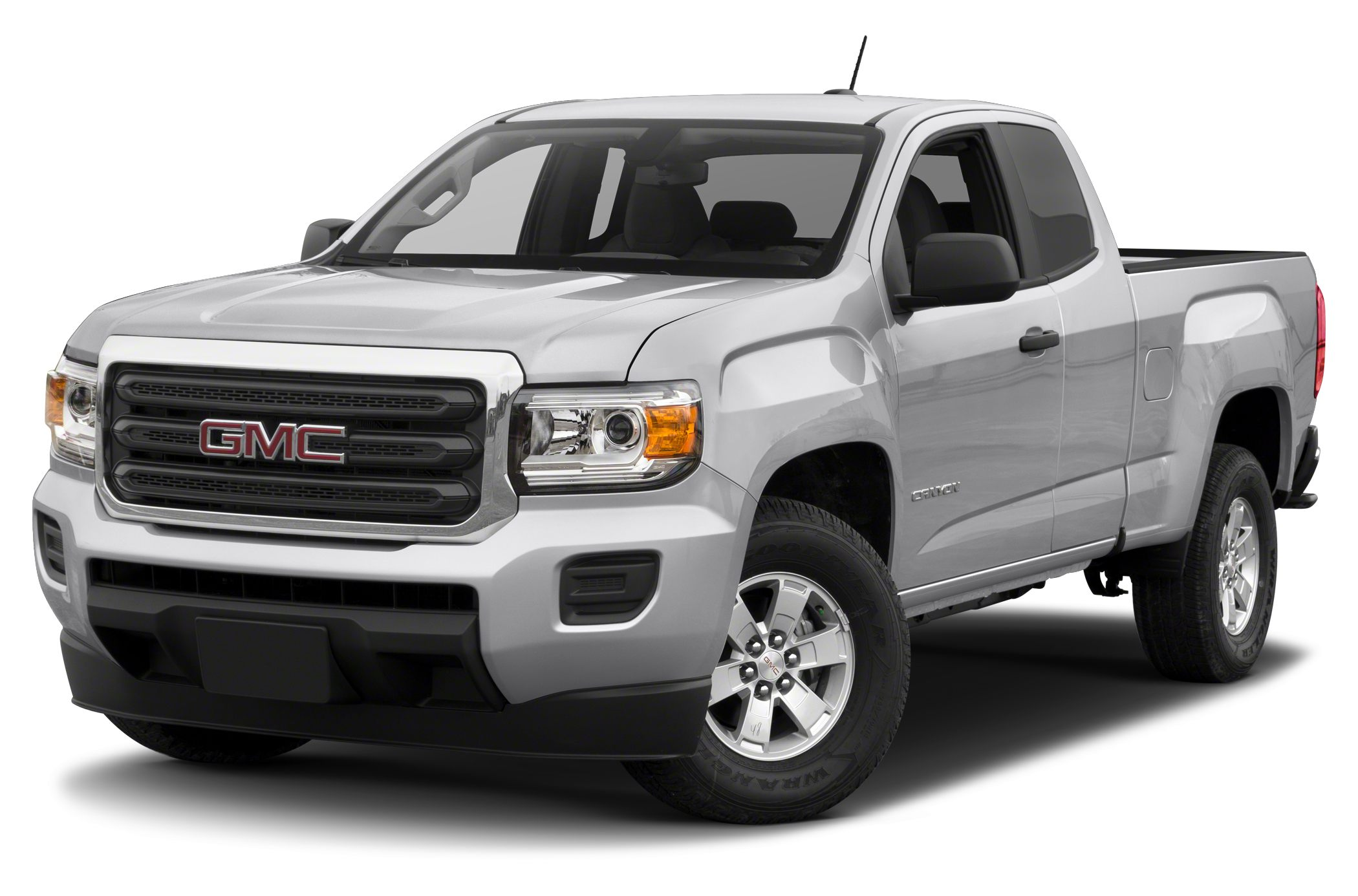 2015 GMC Canyon gets the party started [w/video]
