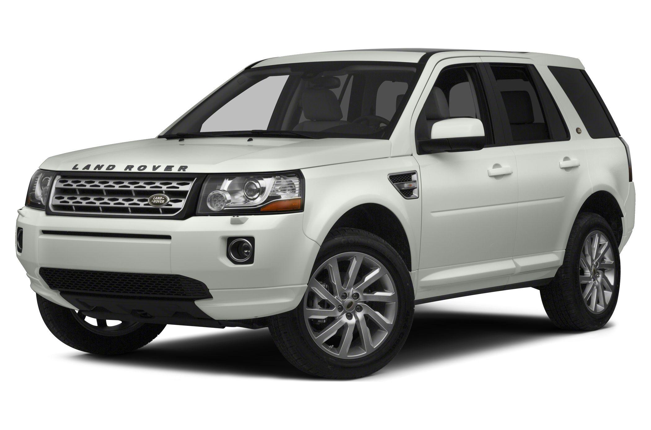 2015 Land Rover LR2 New Car Test Drive