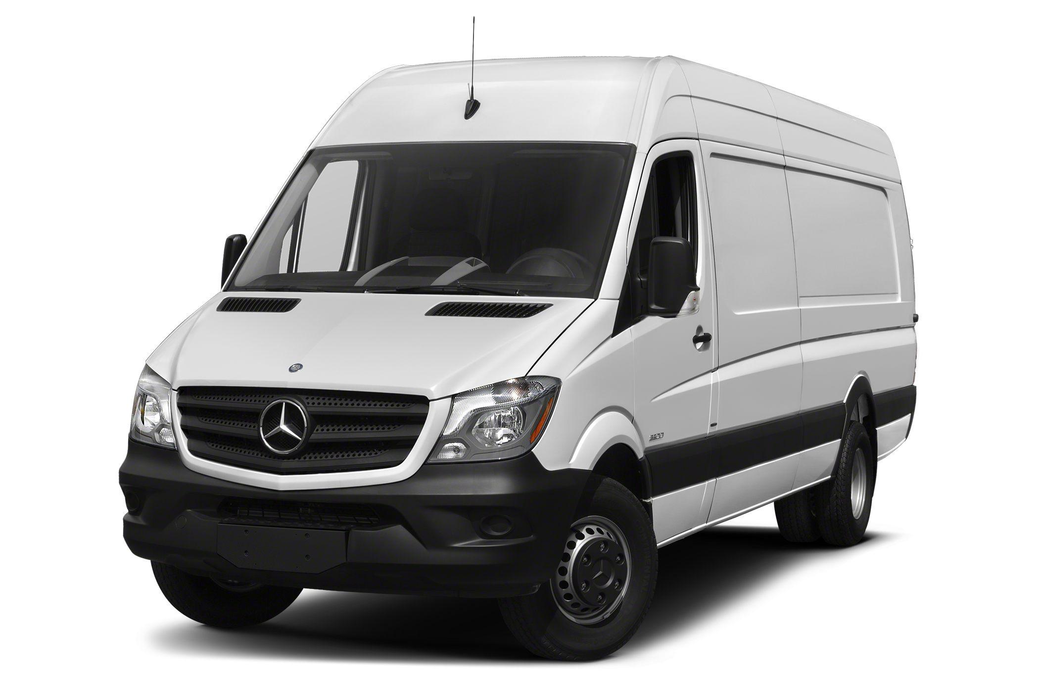 a17b9a9b5b 2015 Mercedes-Benz Sprinter-Class High Roof Sprinter 3500 Cargo Van 144 in.  WB Rear-wheel Drive DRW Specs and Prices