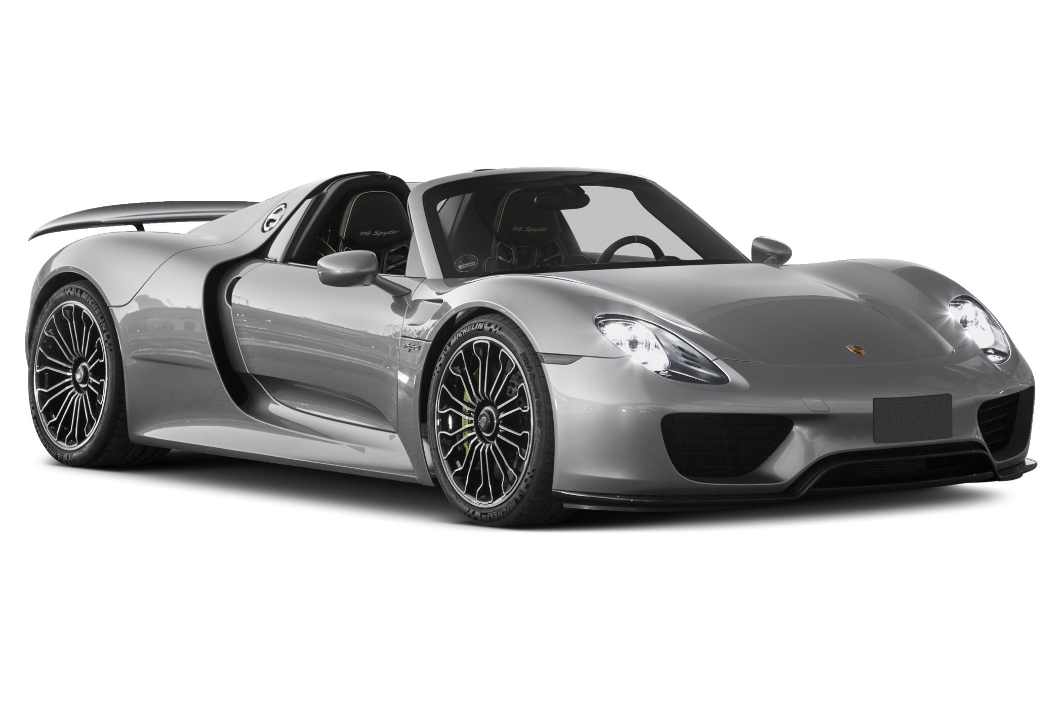 Porsche 918 Spyder Concept Photo Gallery Autoblog