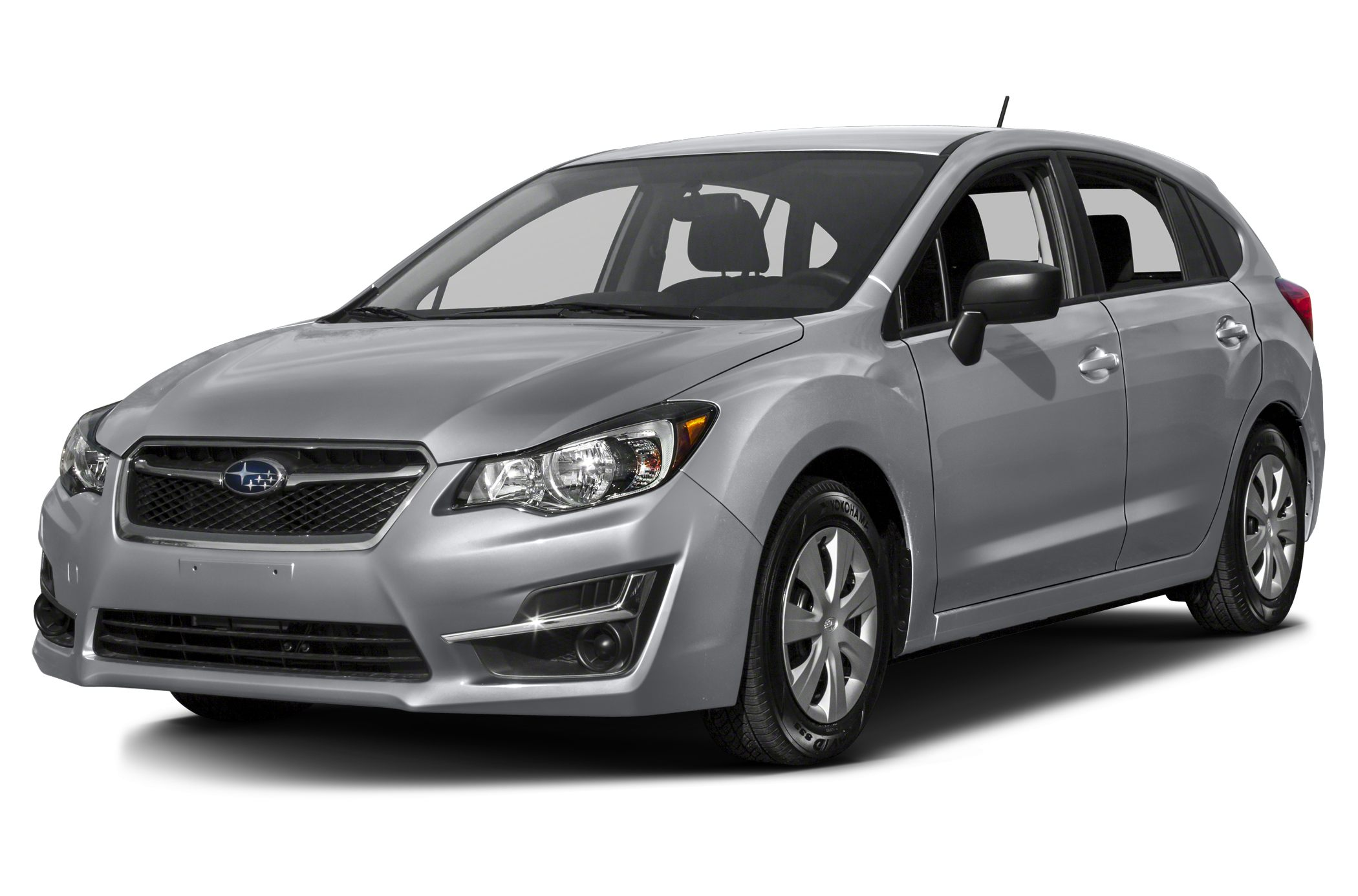 2015 subaru impreza new car test drive