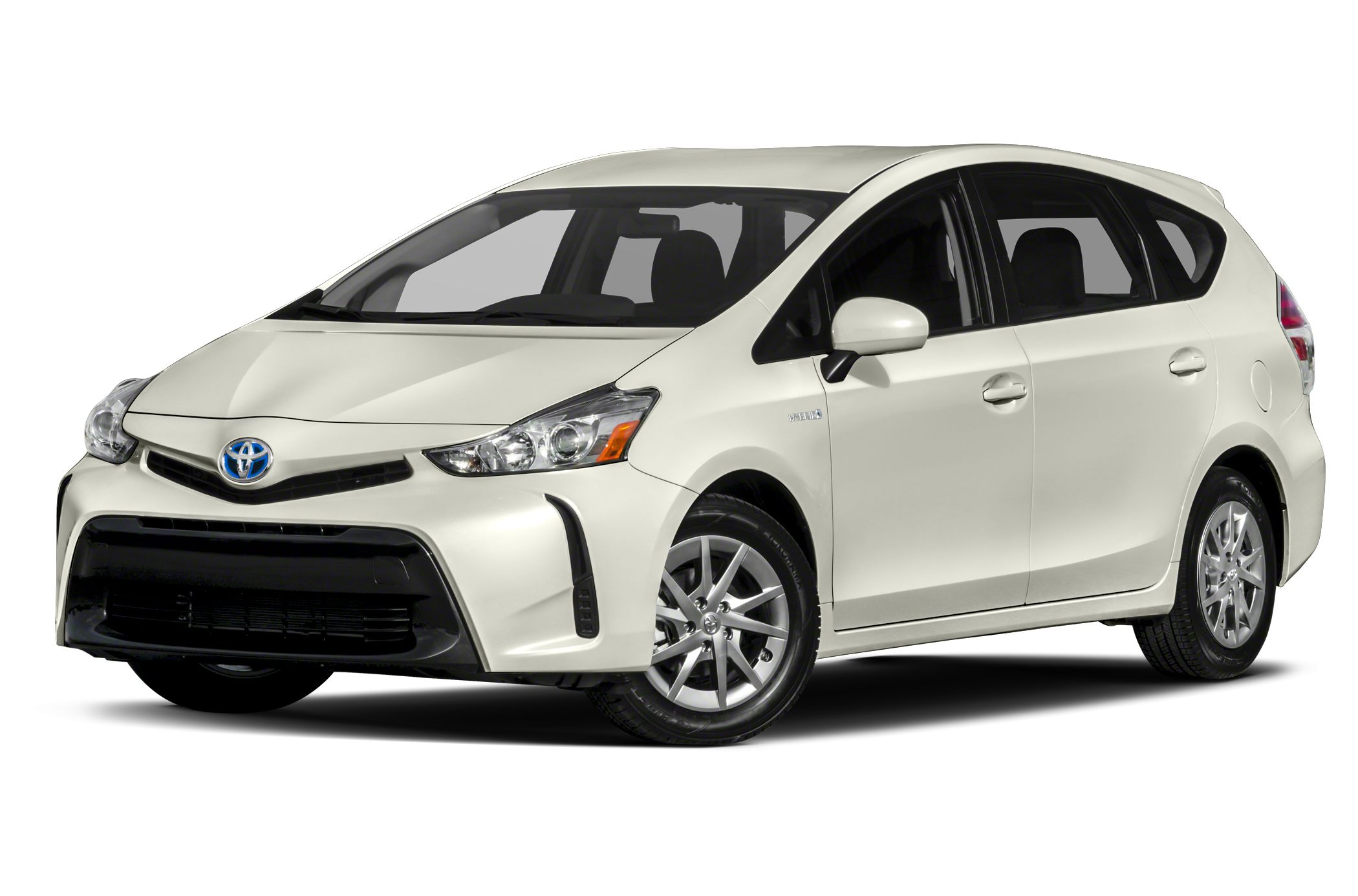 2016 Prius V New Car Test Drive