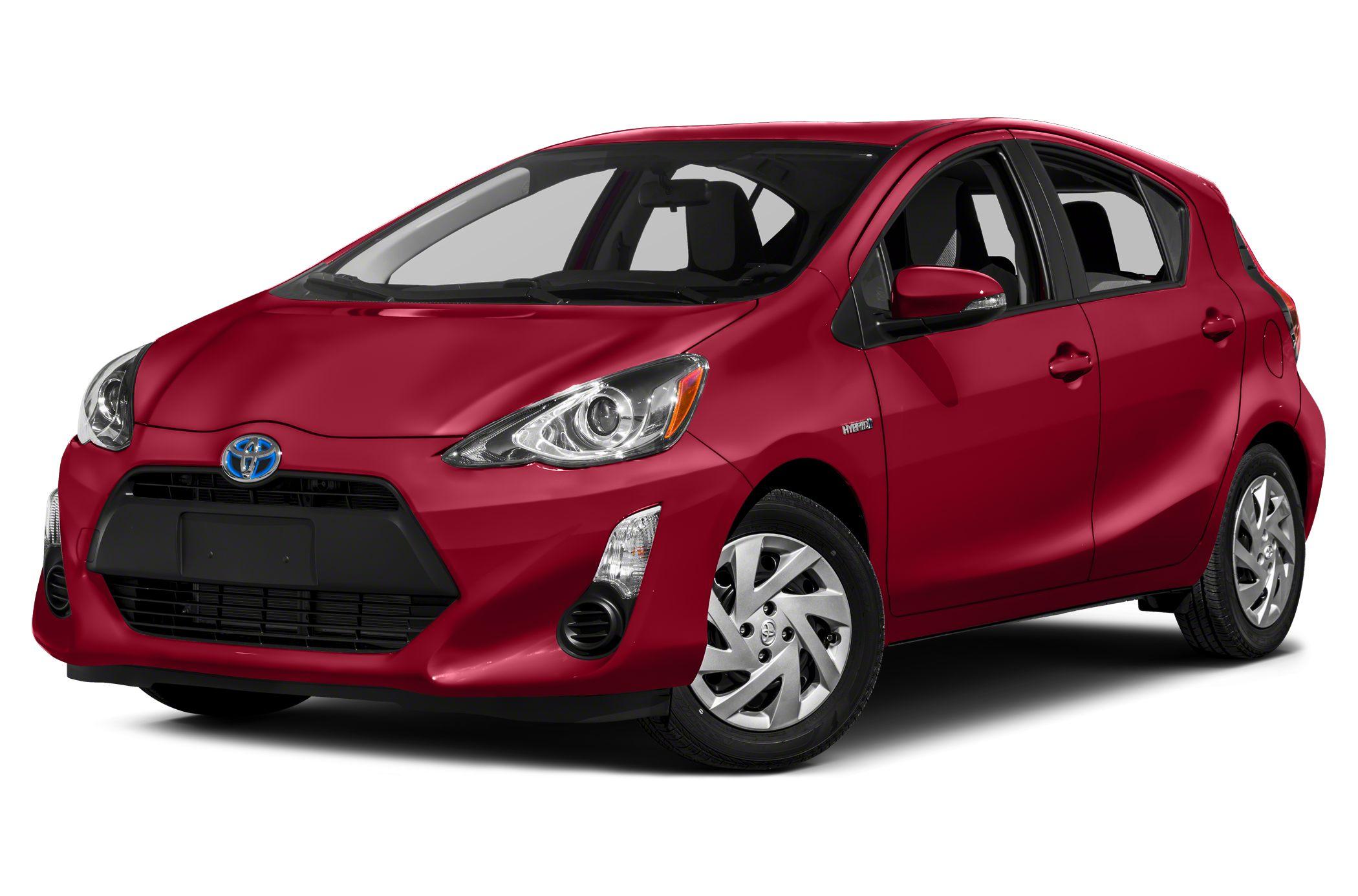 2015 Toyota Prius c Safety Recalls