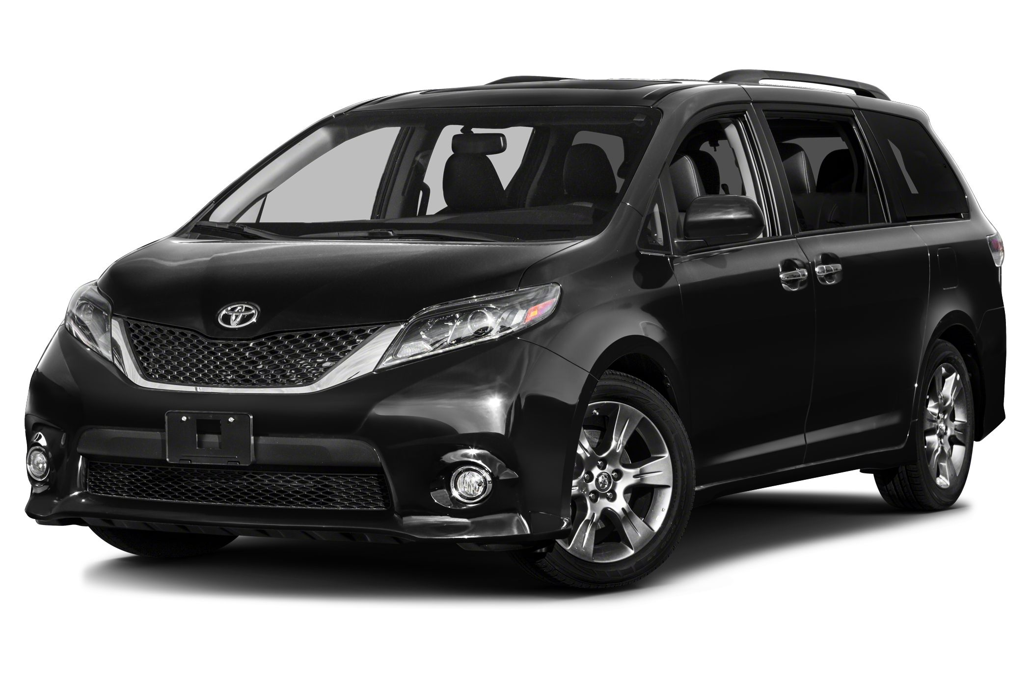 2017 Toyota Sienna Se Premium 8 Penger 4dr Front Wheel Drive Van Specs And Prices