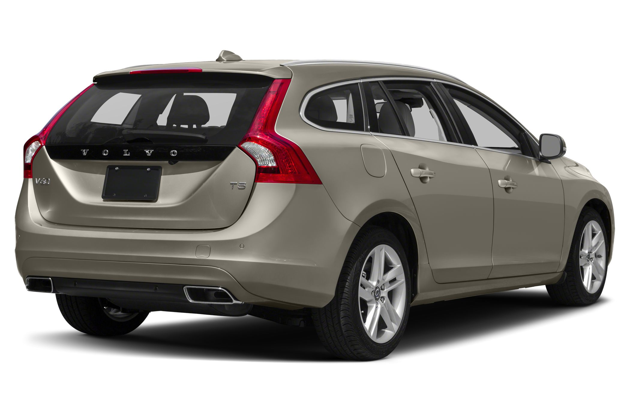 2015.5 Volvo V60 Exterior Photo