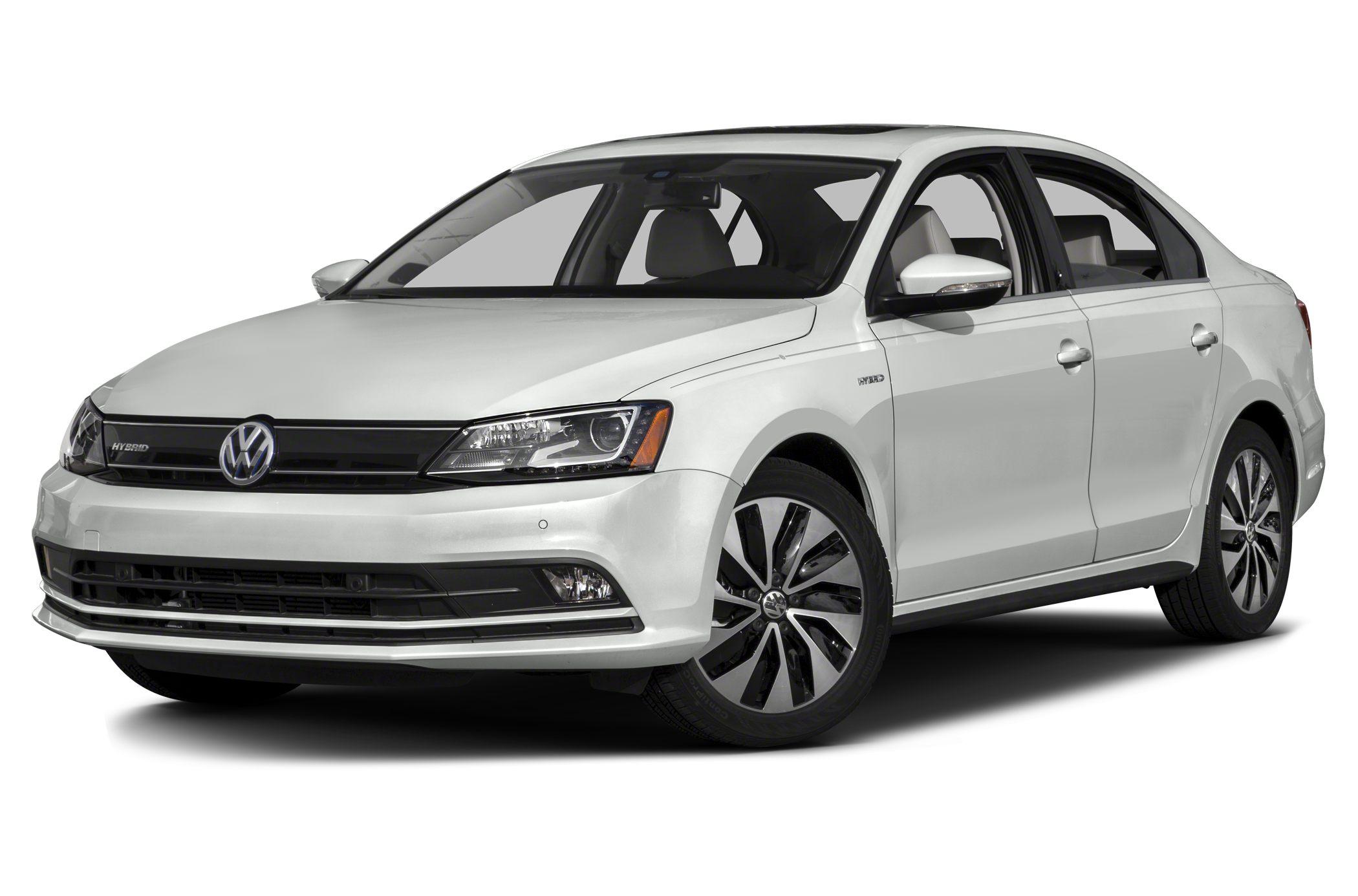 Sel Premium 4dr Sedan 2016 Volkswagen Jetta Hybrid Photos